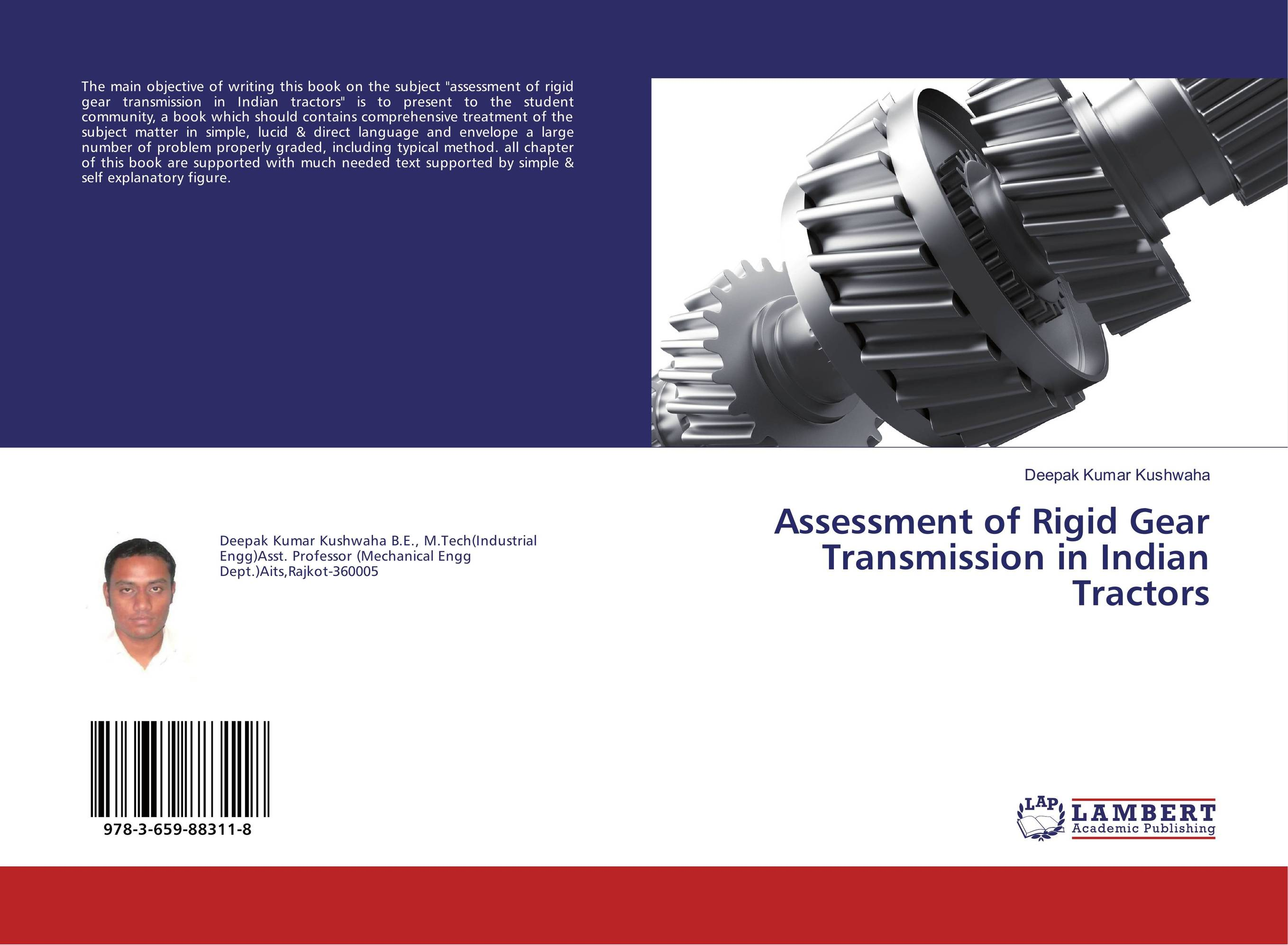 Assessment of Rigid Gear Transmission in Indian Tractors big book of tractors