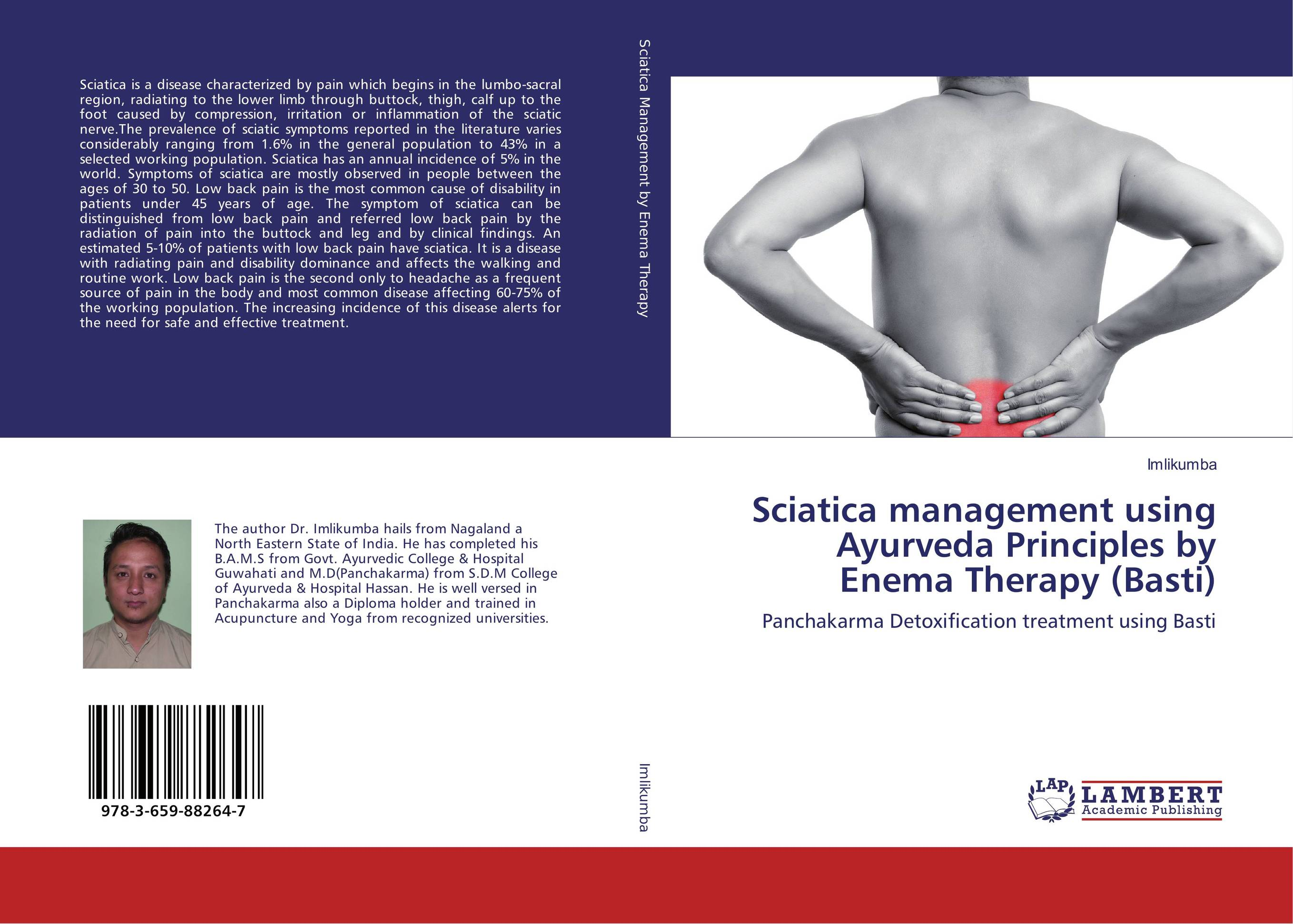 Sciatica management using Ayurveda Principles by Enema Therapy (Basti) a physician s guide to pain and symptom management in cancer patients 2e