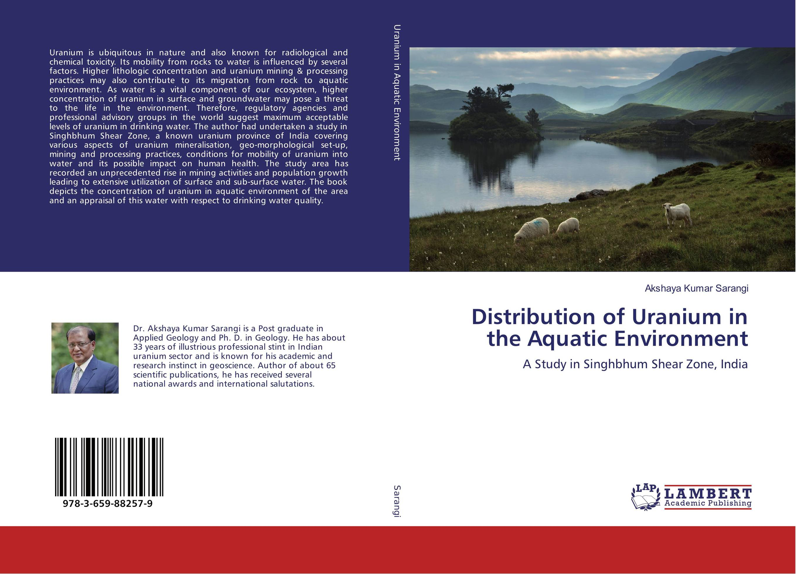 Distribution of Uranium in the Aquatic Environment bride of the water god v 3
