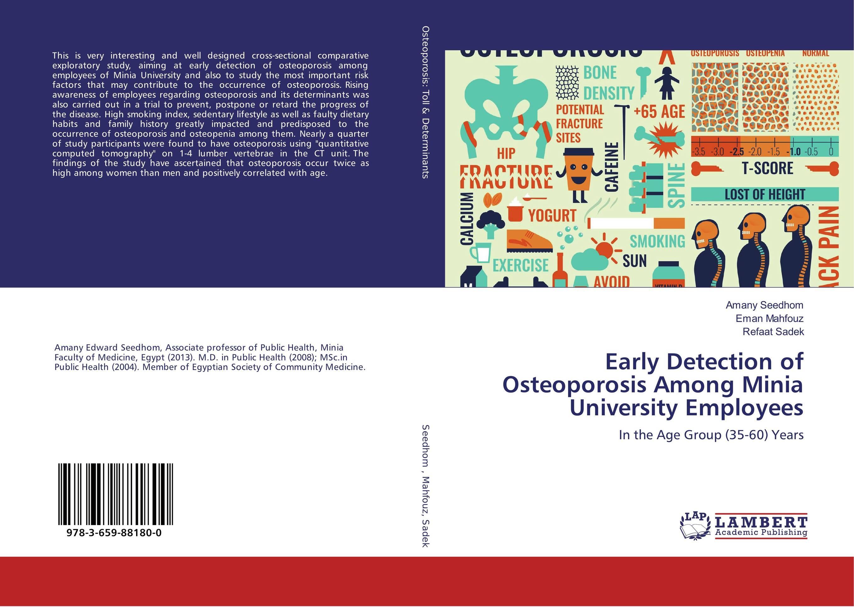 Early Detection of Osteoporosis Among Minia University Employees