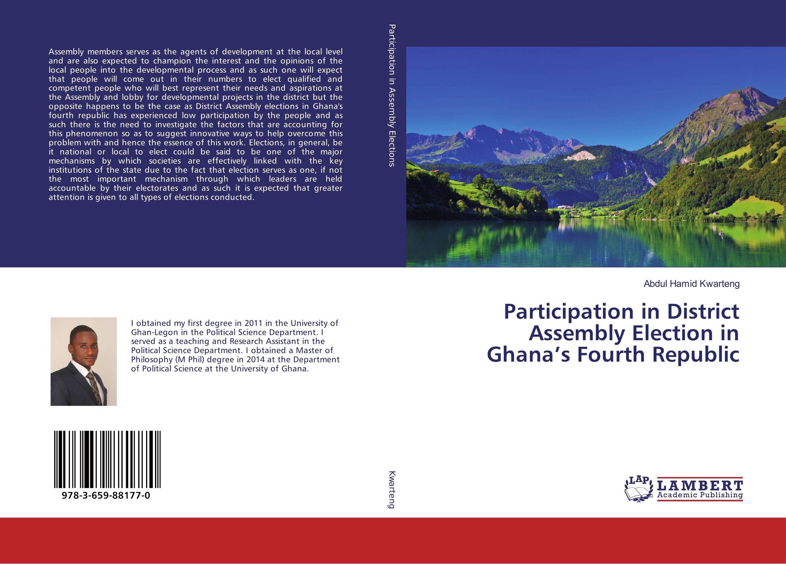 Participation in District Assembly Election in Ghana's Fourth Republic district substructures as agents of local governance
