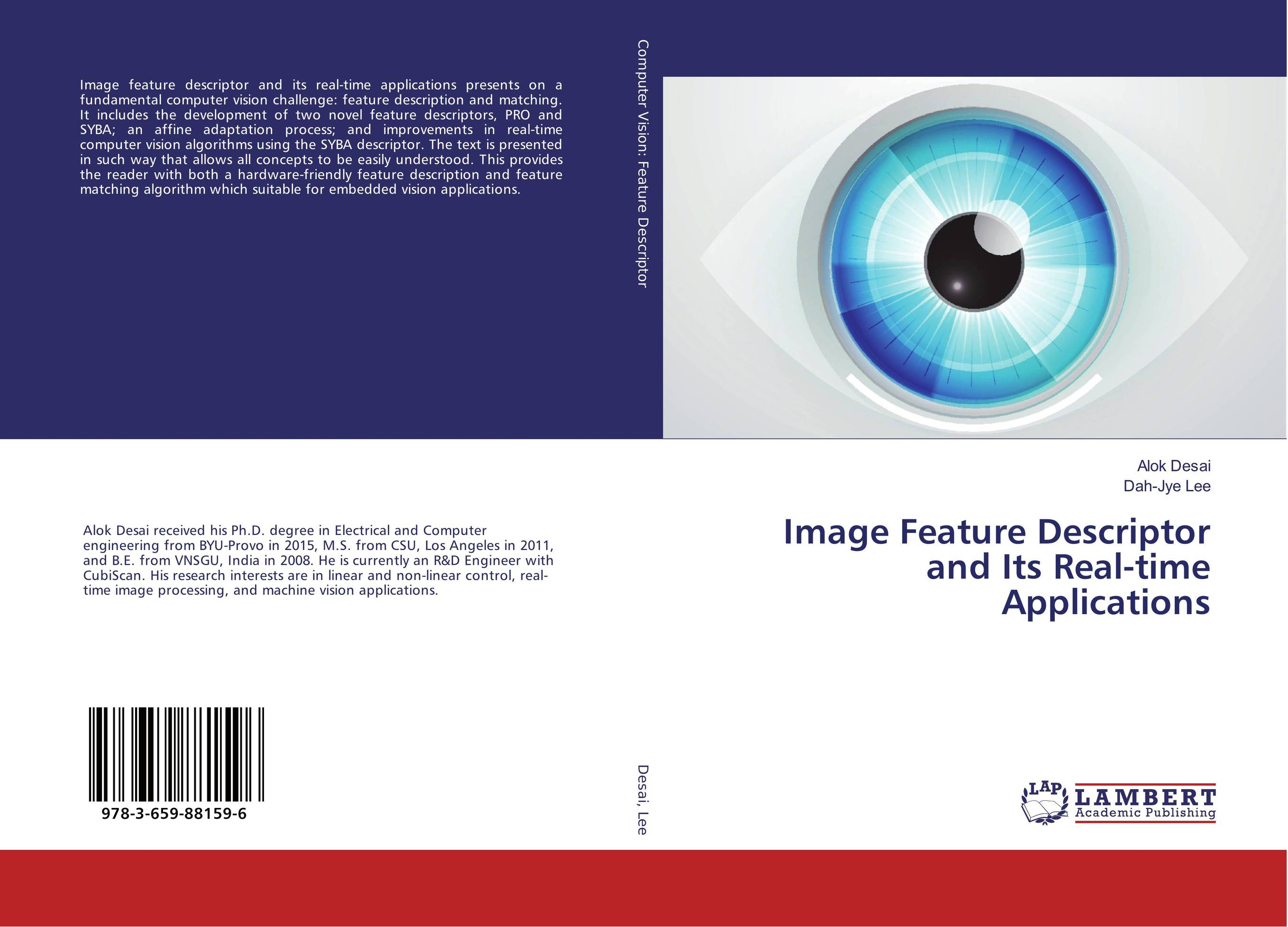 Image Feature Descriptor and Its Real-time Applications jeff mcwherter professional test driven development with c developing real world applications with tdd