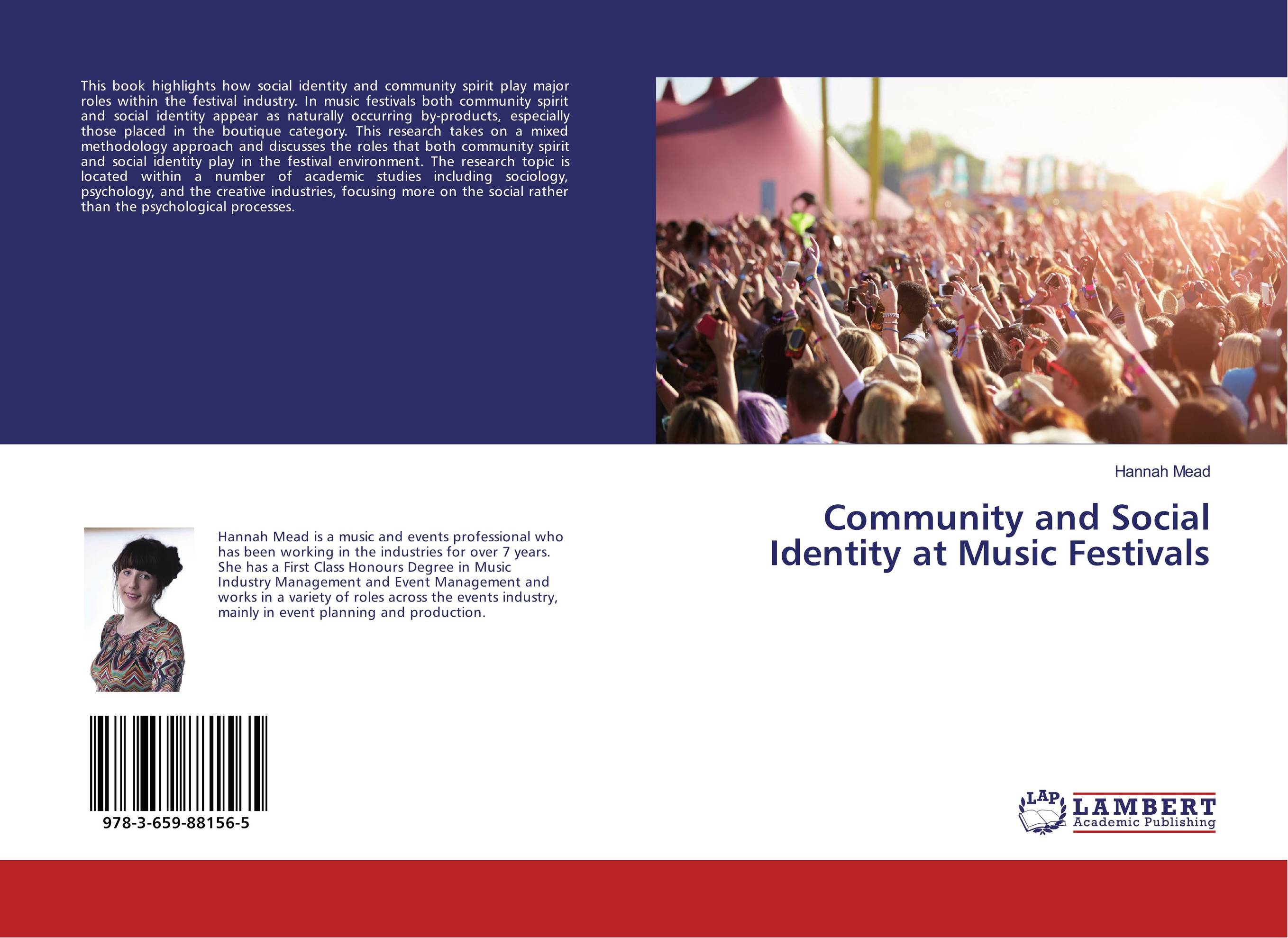 Community and Social Identity at Music Festivals bender community and social change in america