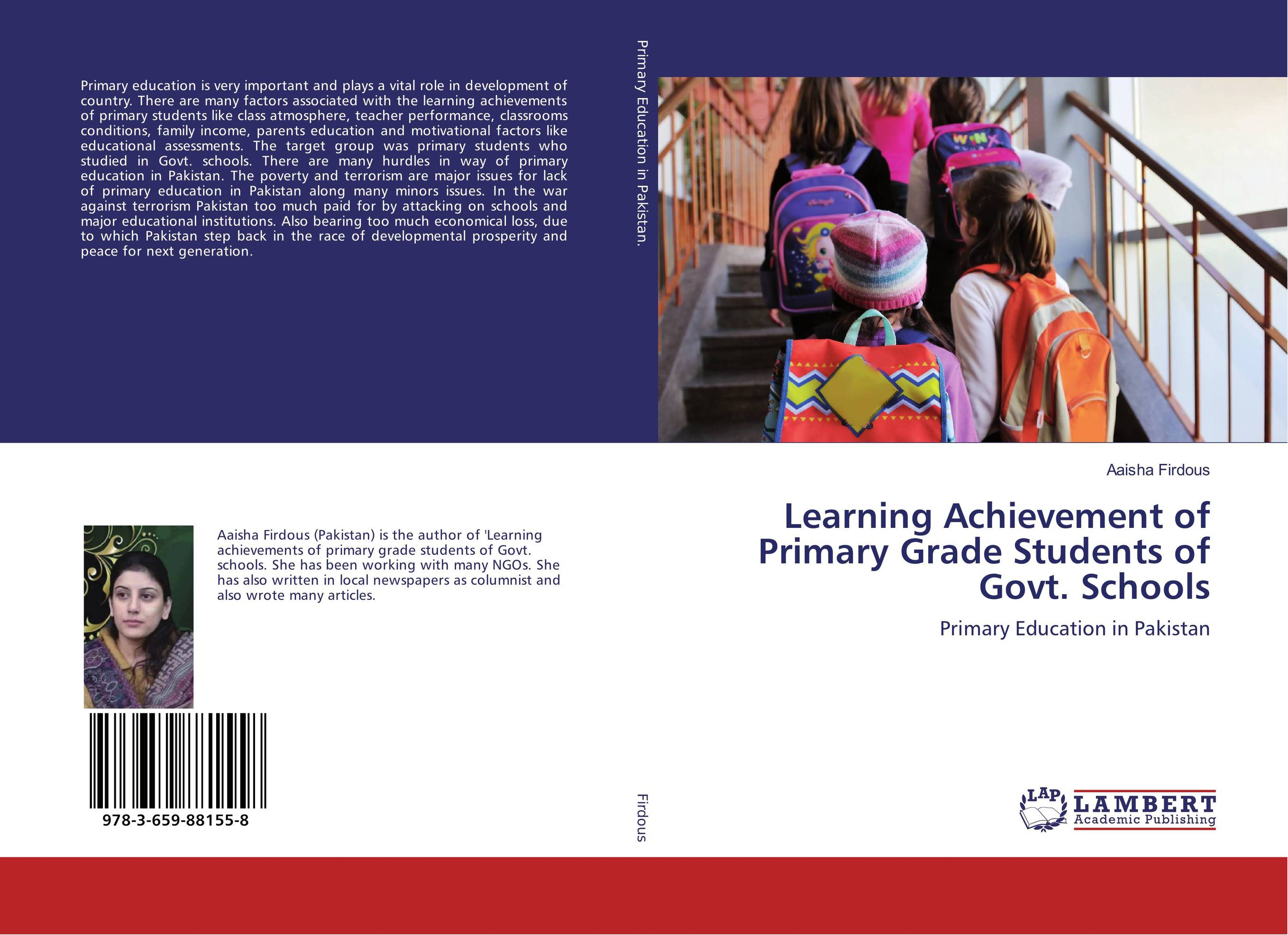 Learning Achievement of Primary Grade Students of Govt. Schools distance education in pakistan