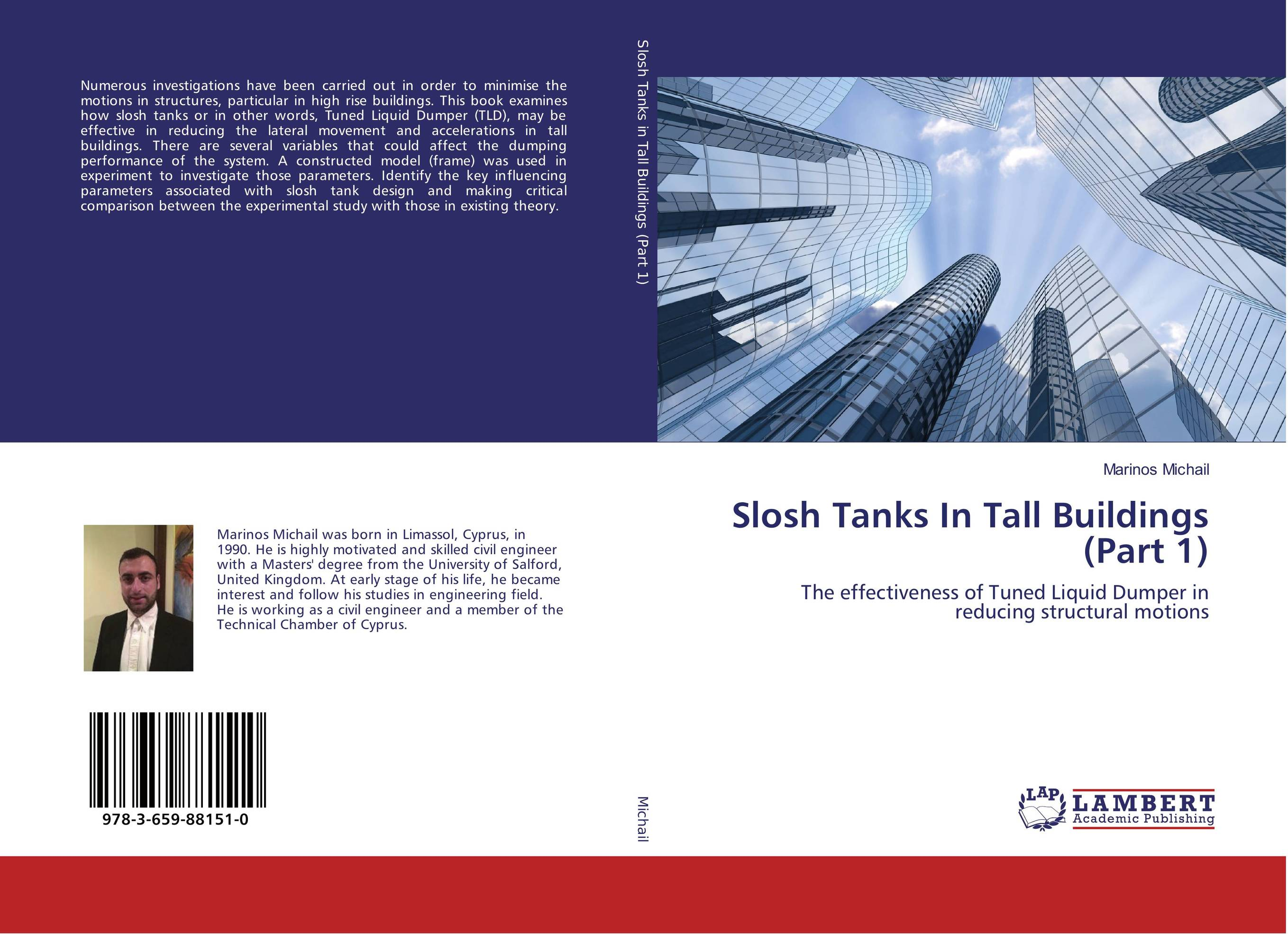 Slosh Tanks In Tall Buildings (Part 1)
