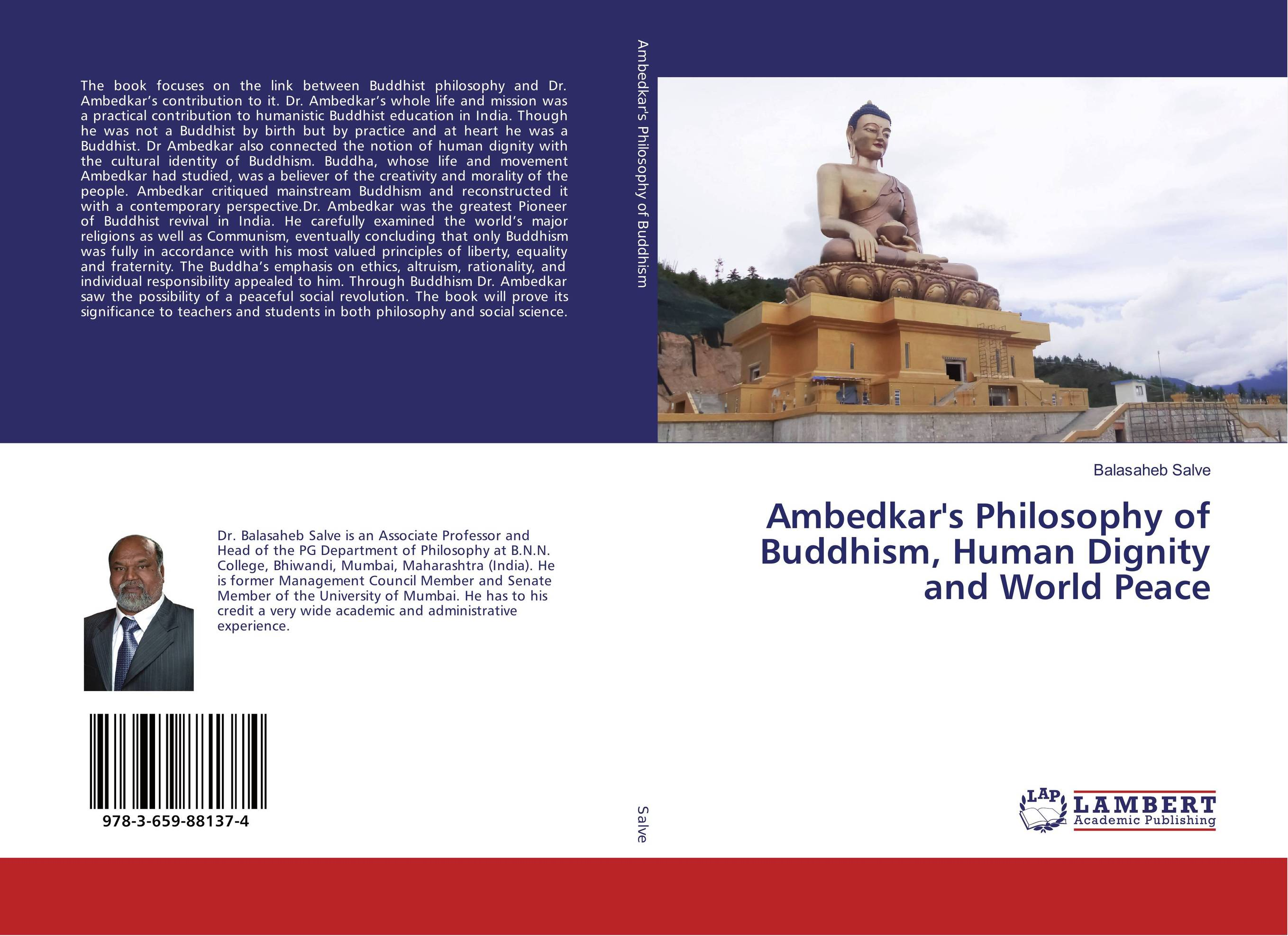 Ambedkar's Philosophy of Buddhism, Human Dignity and World Peace