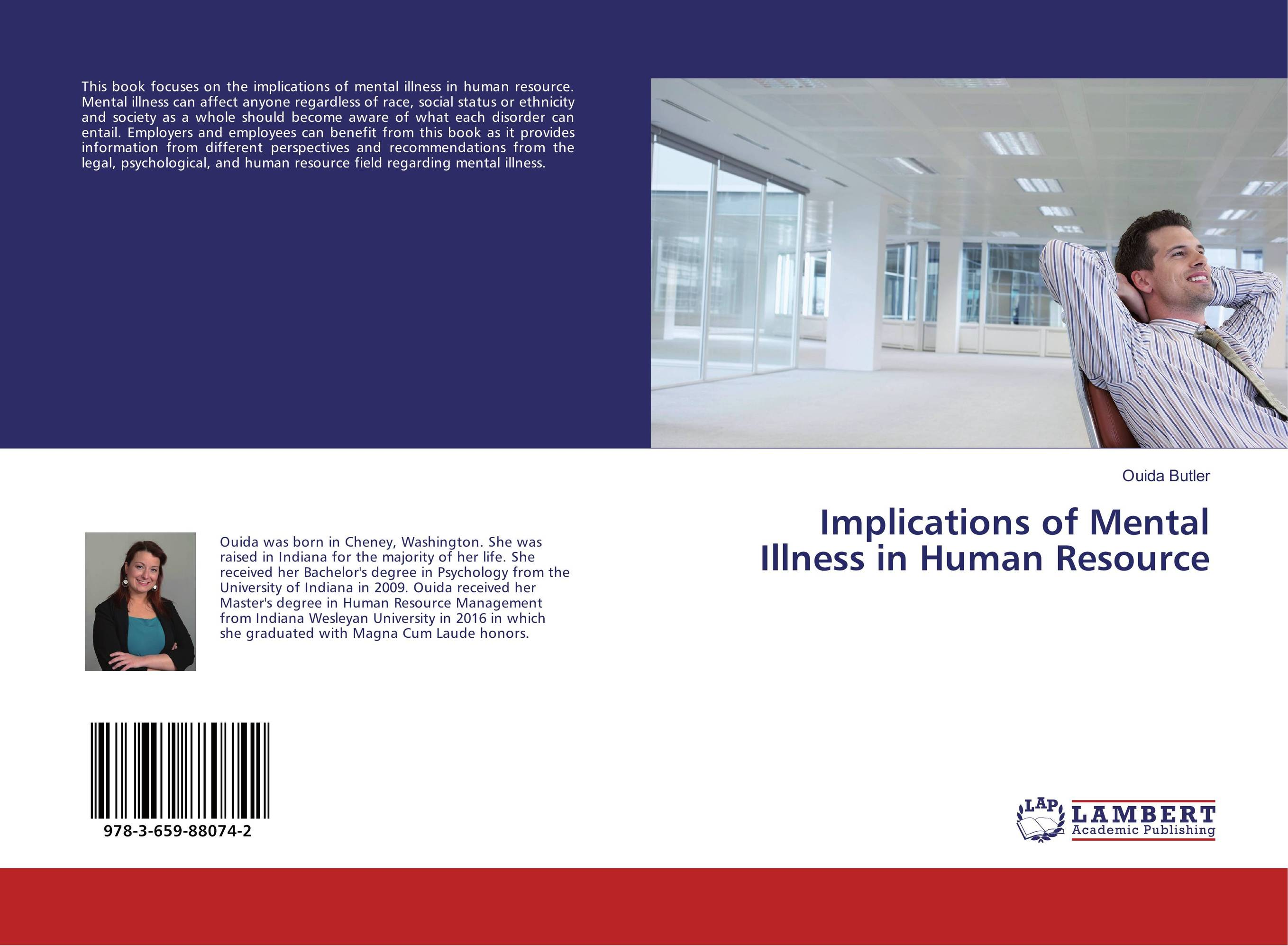 Implications of Mental Illness in Human Resource