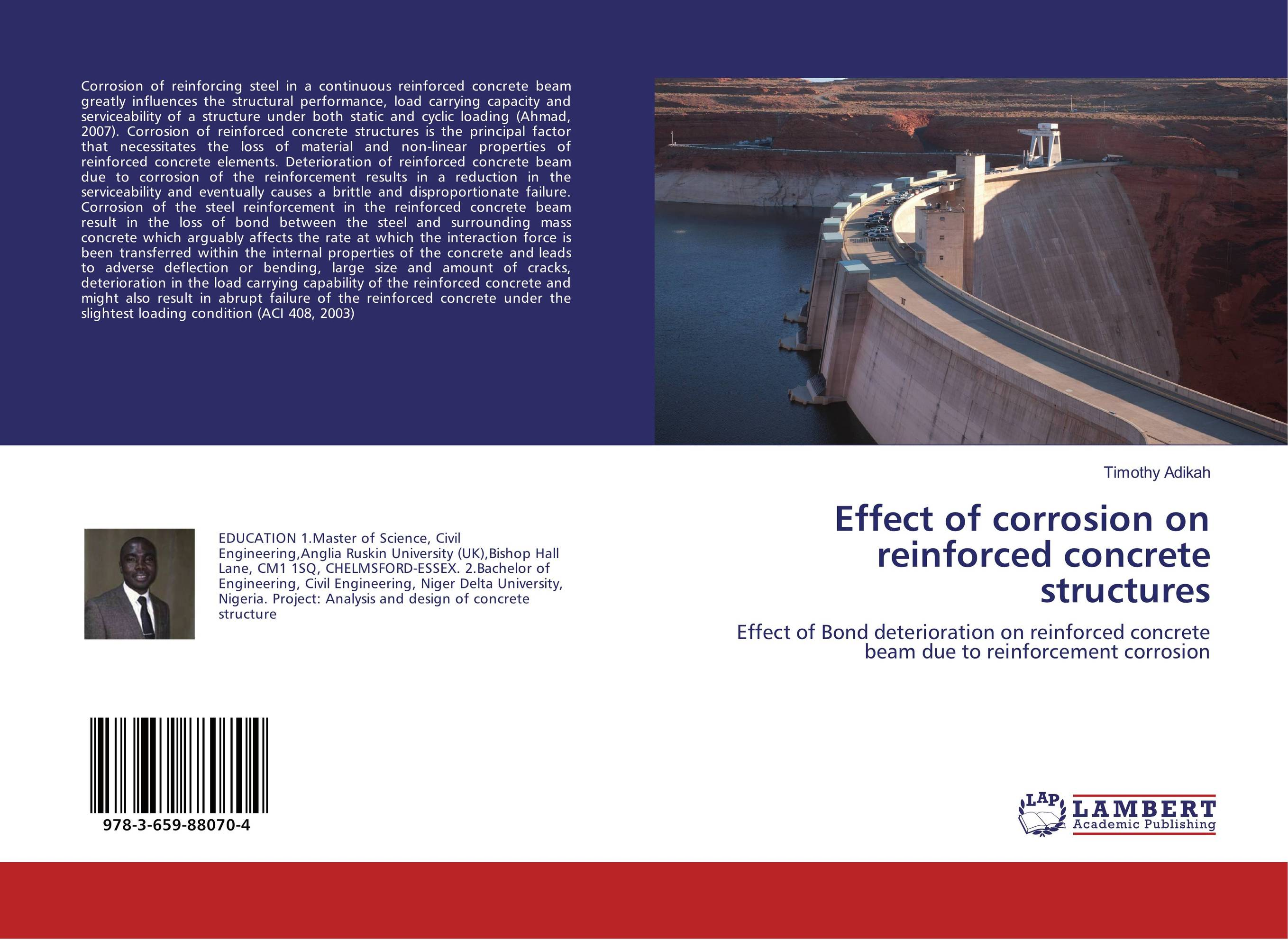 Effect of corrosion on reinforced concrete structures innovative design philosophy for reinforced concrete structures