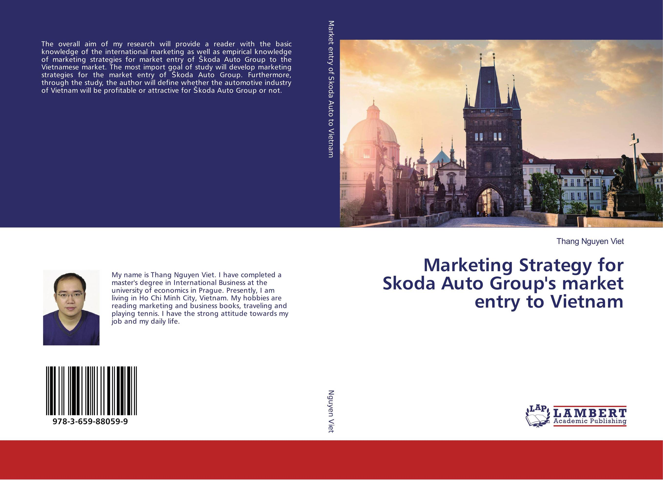Marketing Strategy for Skoda Auto Group's market entry to Vietnam pizza group entry max 6