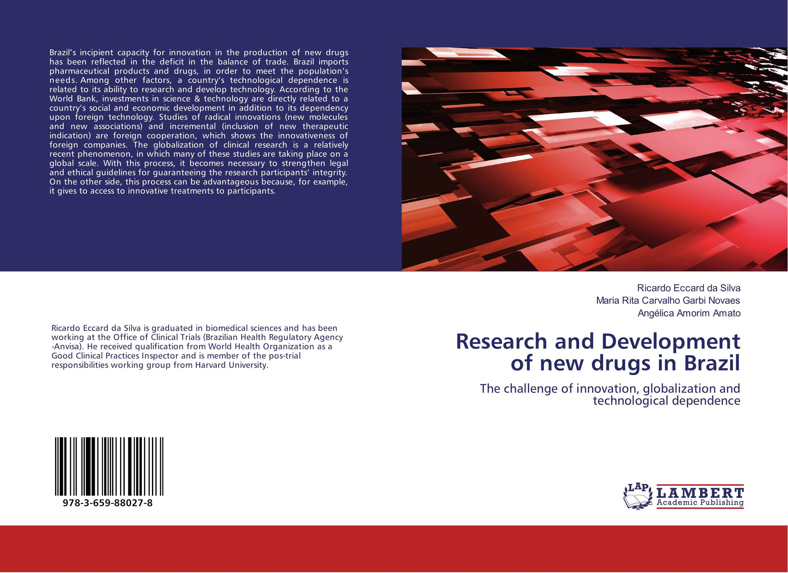 Research and Development of new drugs in Brazil