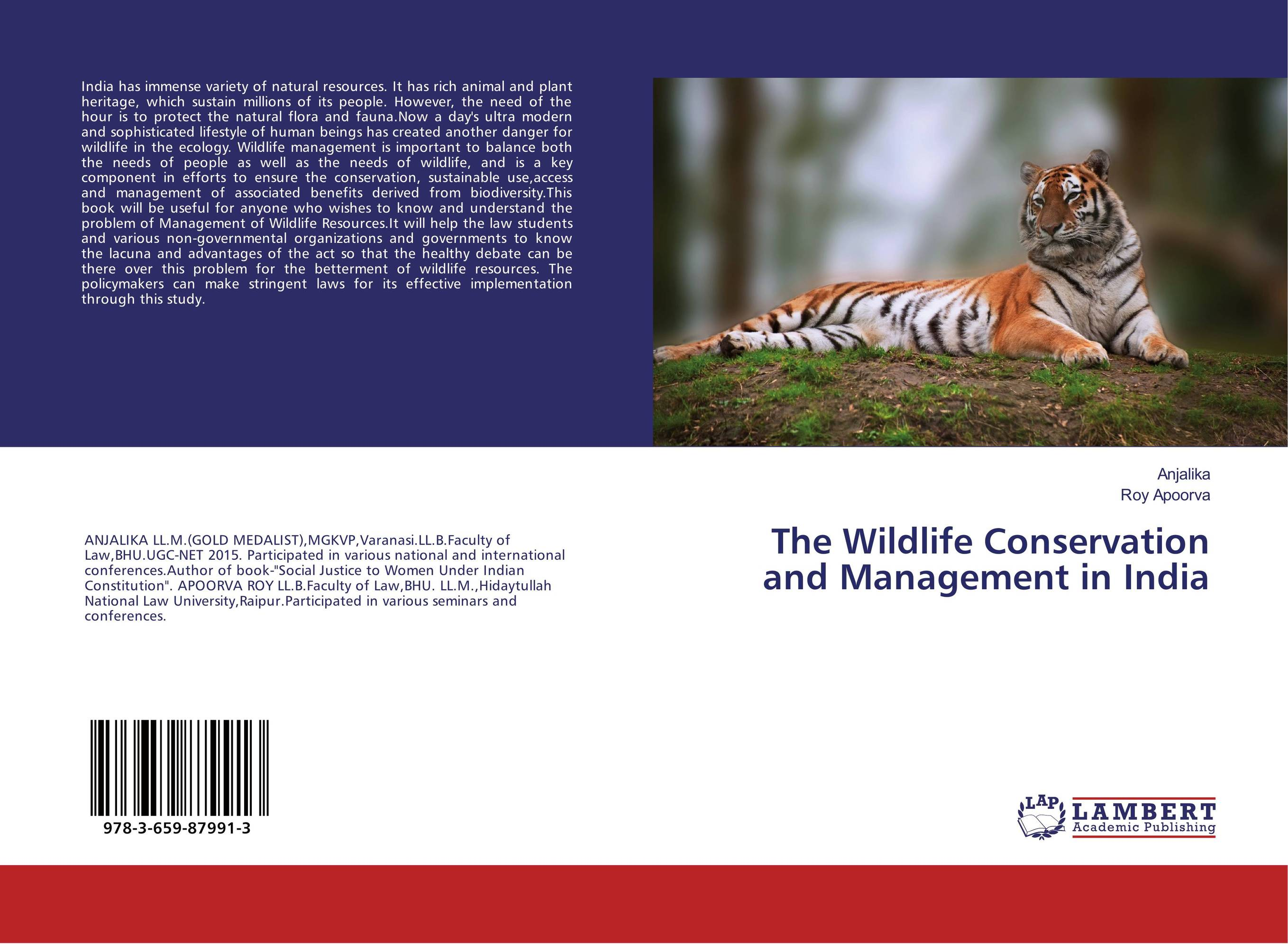 The Wildlife Conservation and Management in India