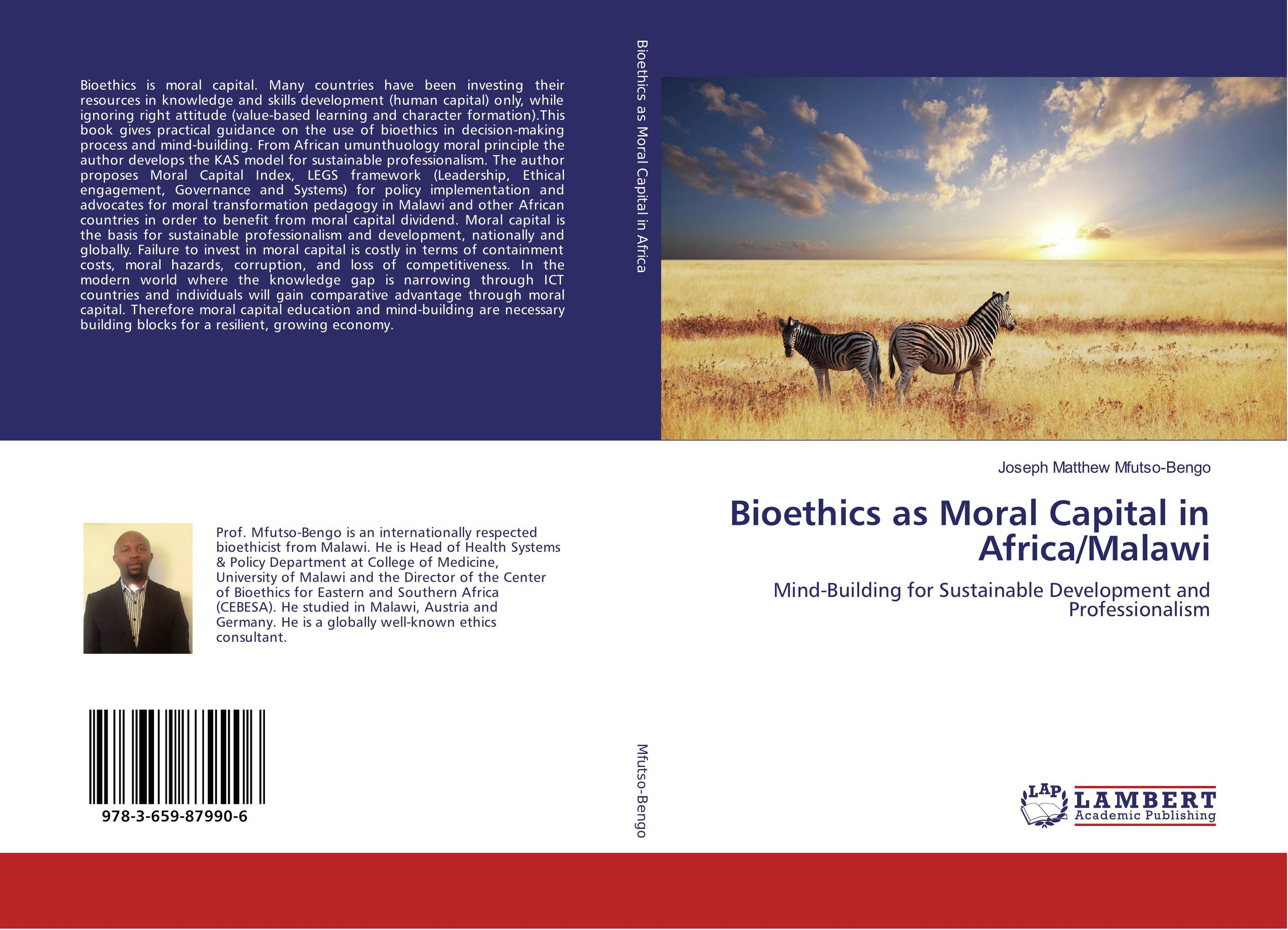 Bioethics as Moral Capital in Africa/Malawi building value through human resources