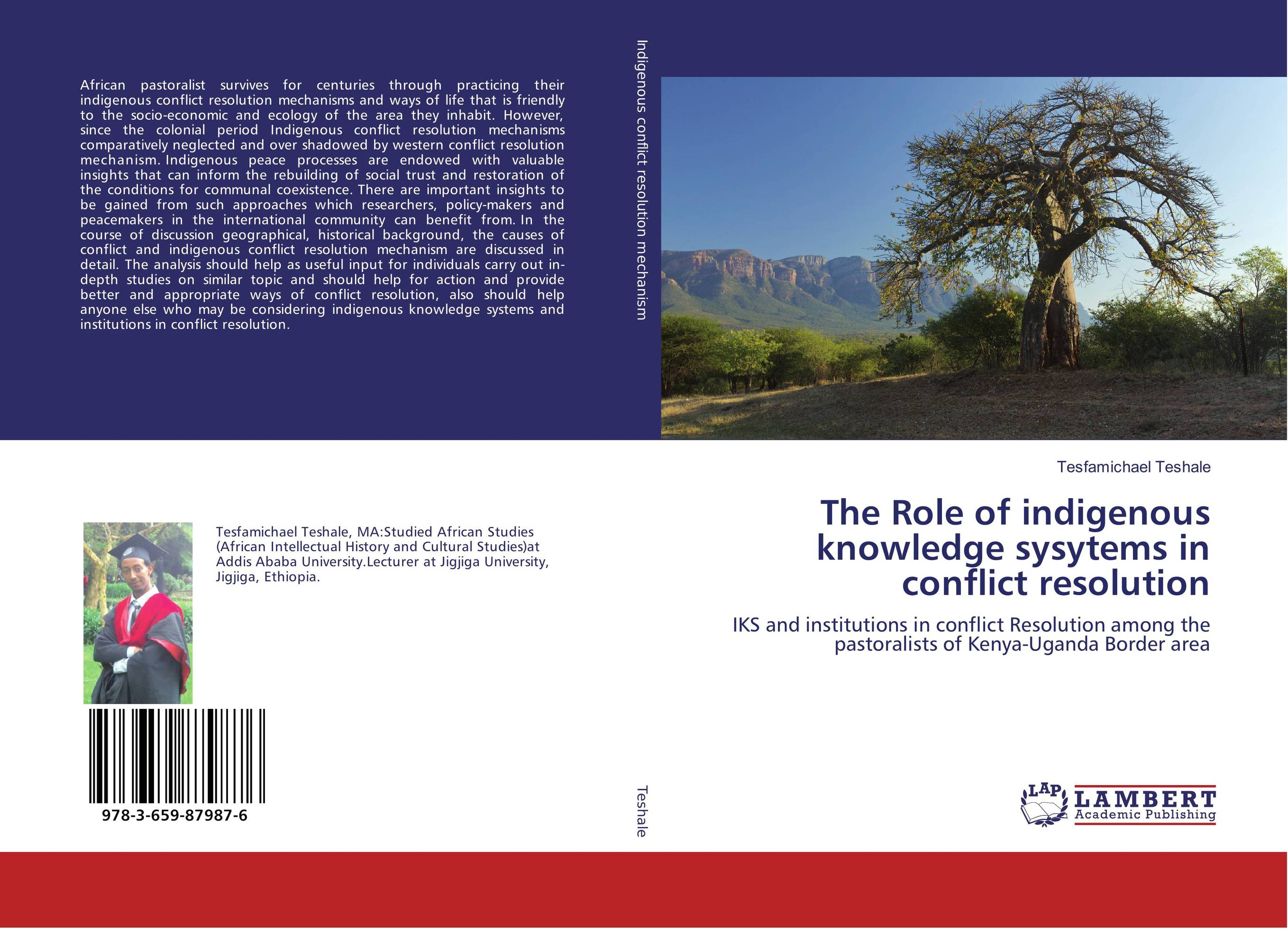 The Role of indigenous knowledge sysytems in conflict resolution conflict resolution in jammu