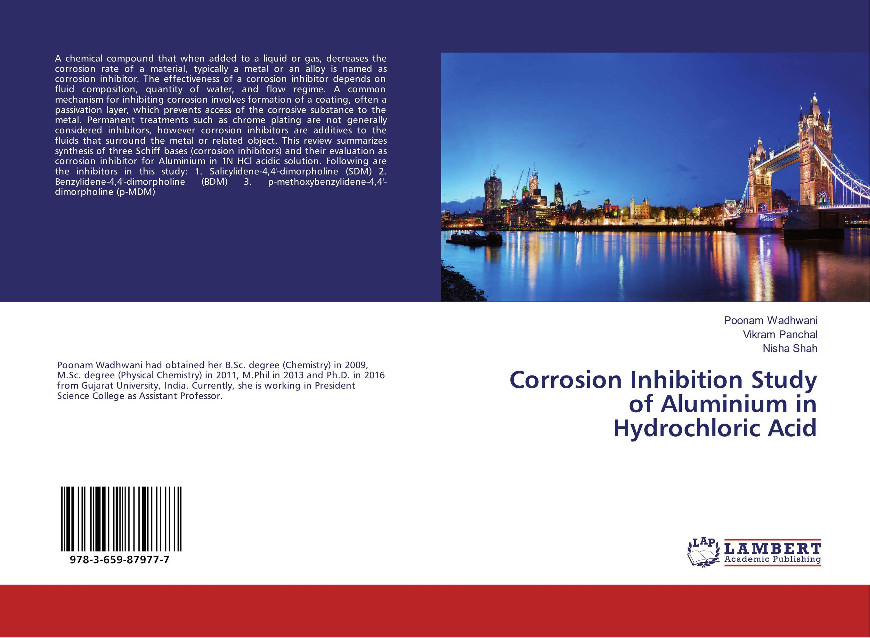Corrosion Inhibition Study of Aluminium in Hydrochloric Acid
