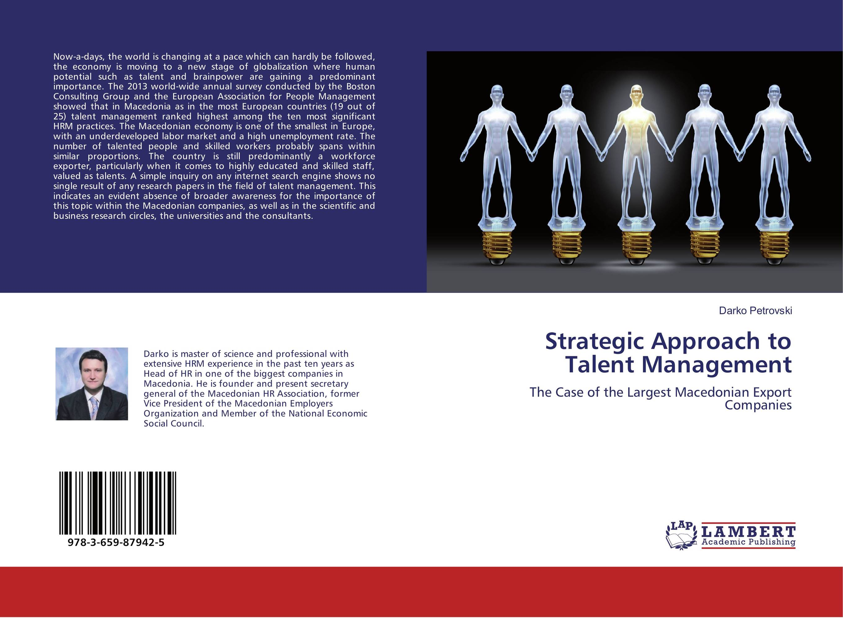 Strategic Approach to Talent Management футболка рингер printio тардис доктор кто
