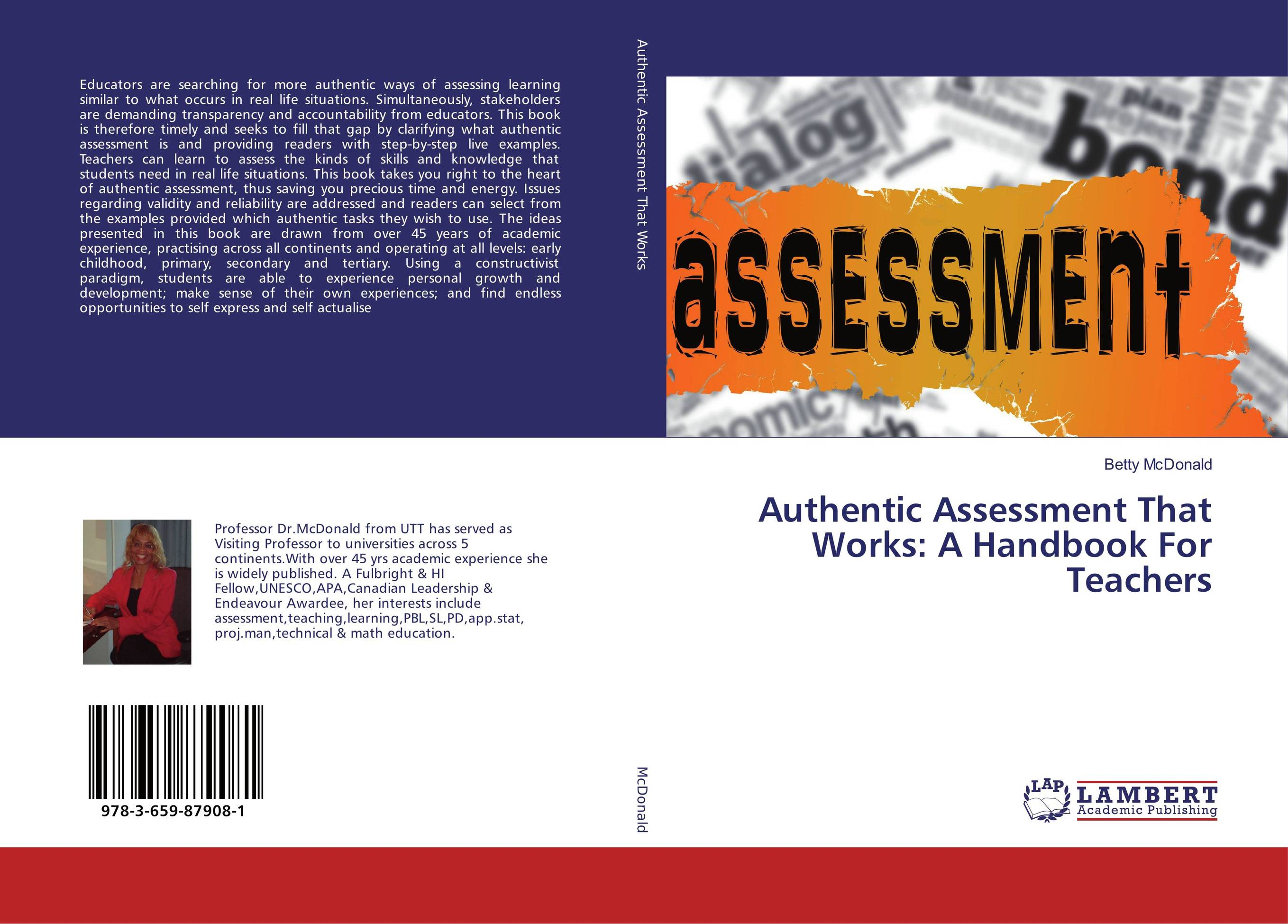 Authentic Assessment That Works: A Handbook For Teachers handbook of the exhibition of napier relics and of books instruments and devices for facilitating calculation