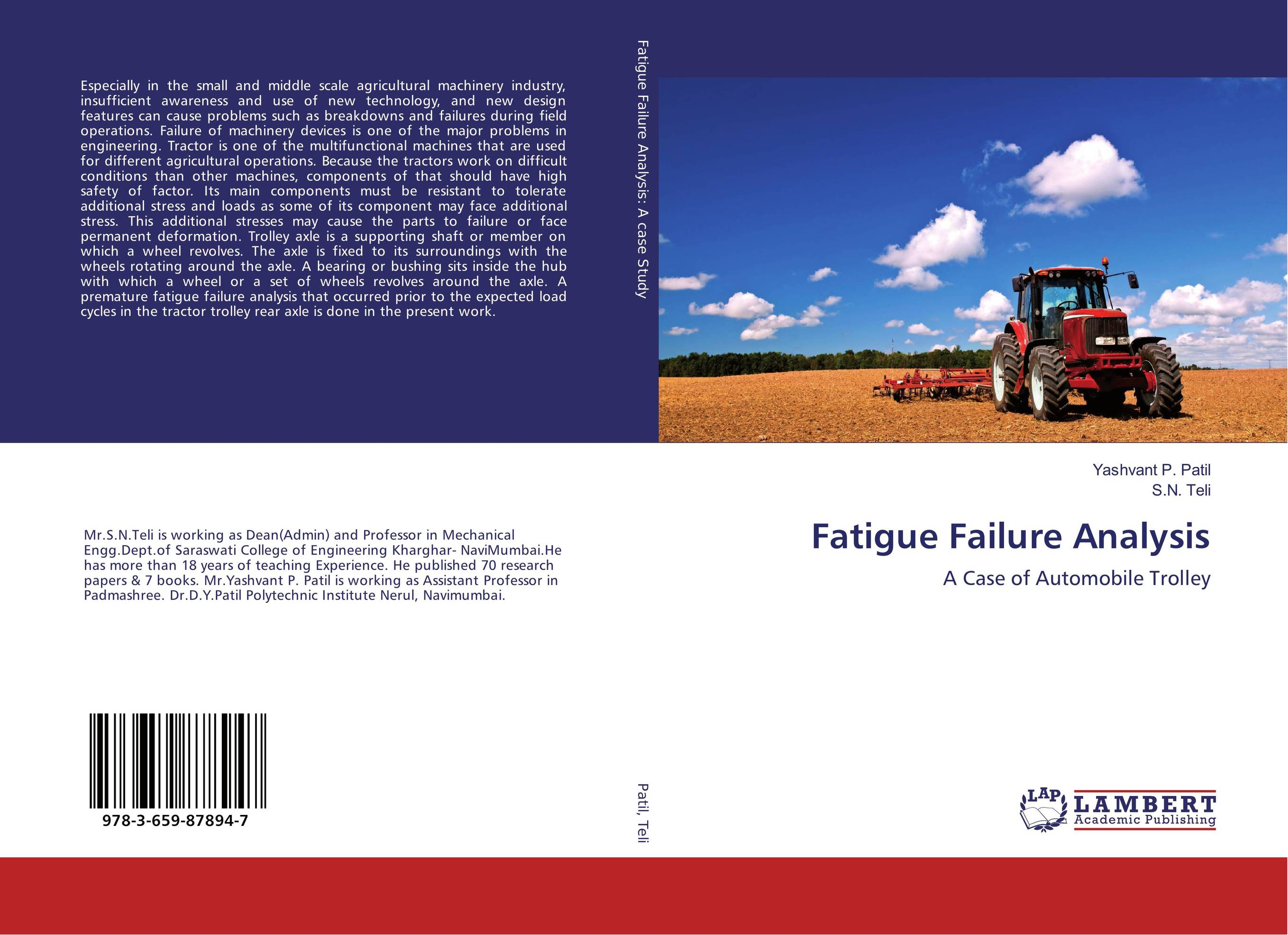Fatigue Failure Analysis jinma 454 tractor parts the set of bolts with nuts and washers of power steering front axle part number