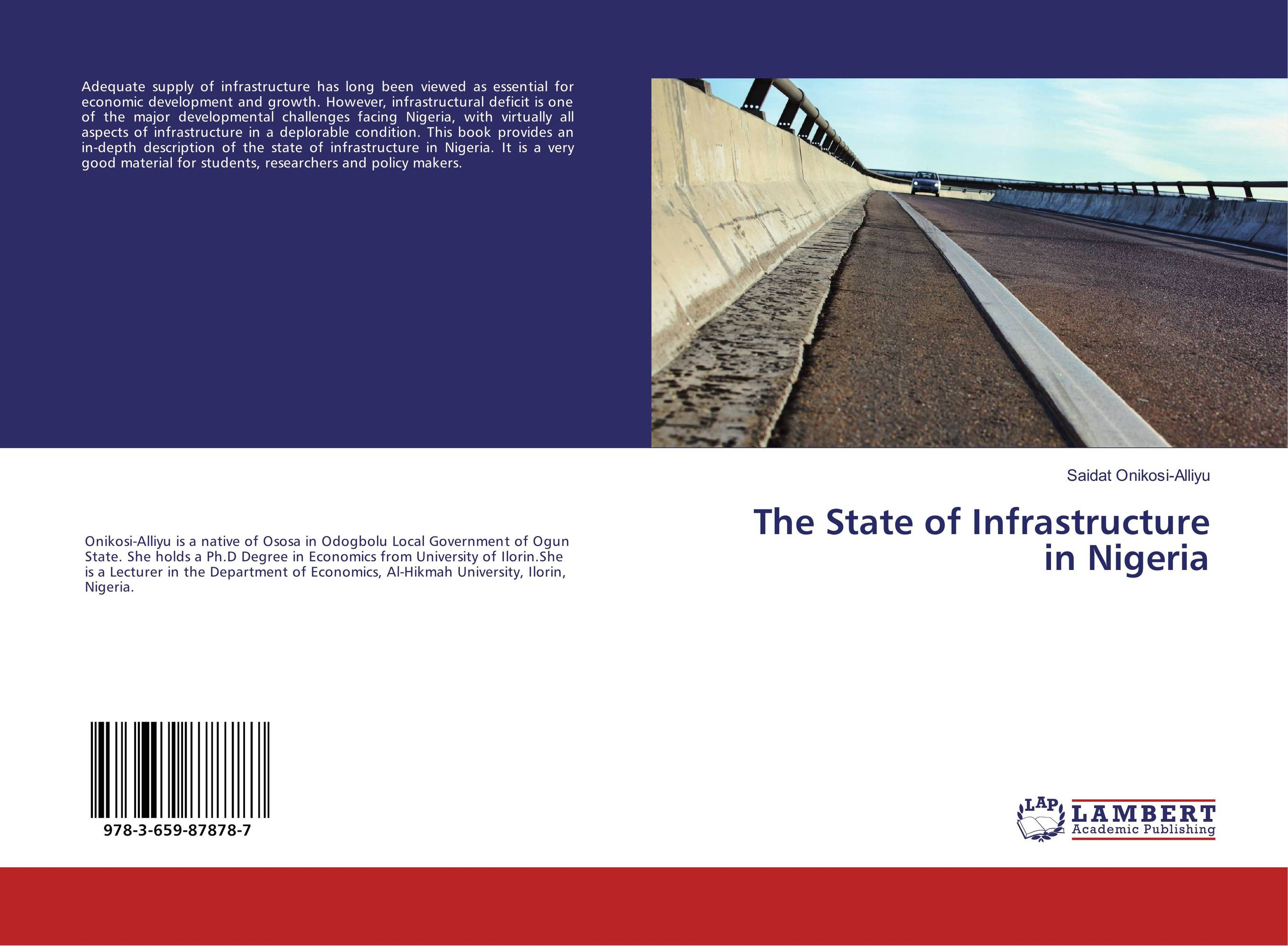 The State of Infrastructure in Nigeria developmental state and economic transformation the case of ethiopia