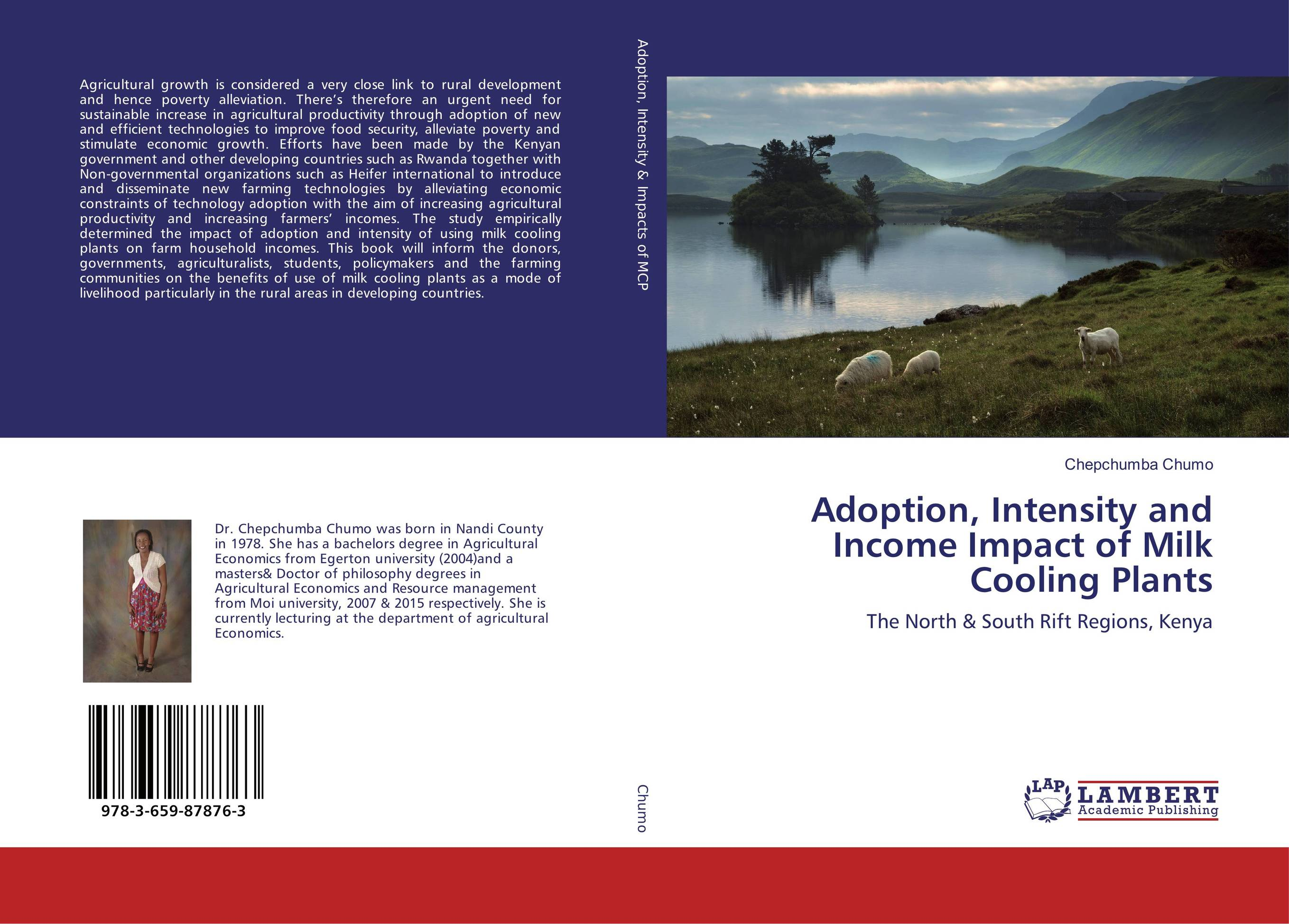 Adoption, Intensity and Income Impact of Milk Cooling Plants impact of land use consolidation on poverty reduction in rwanda