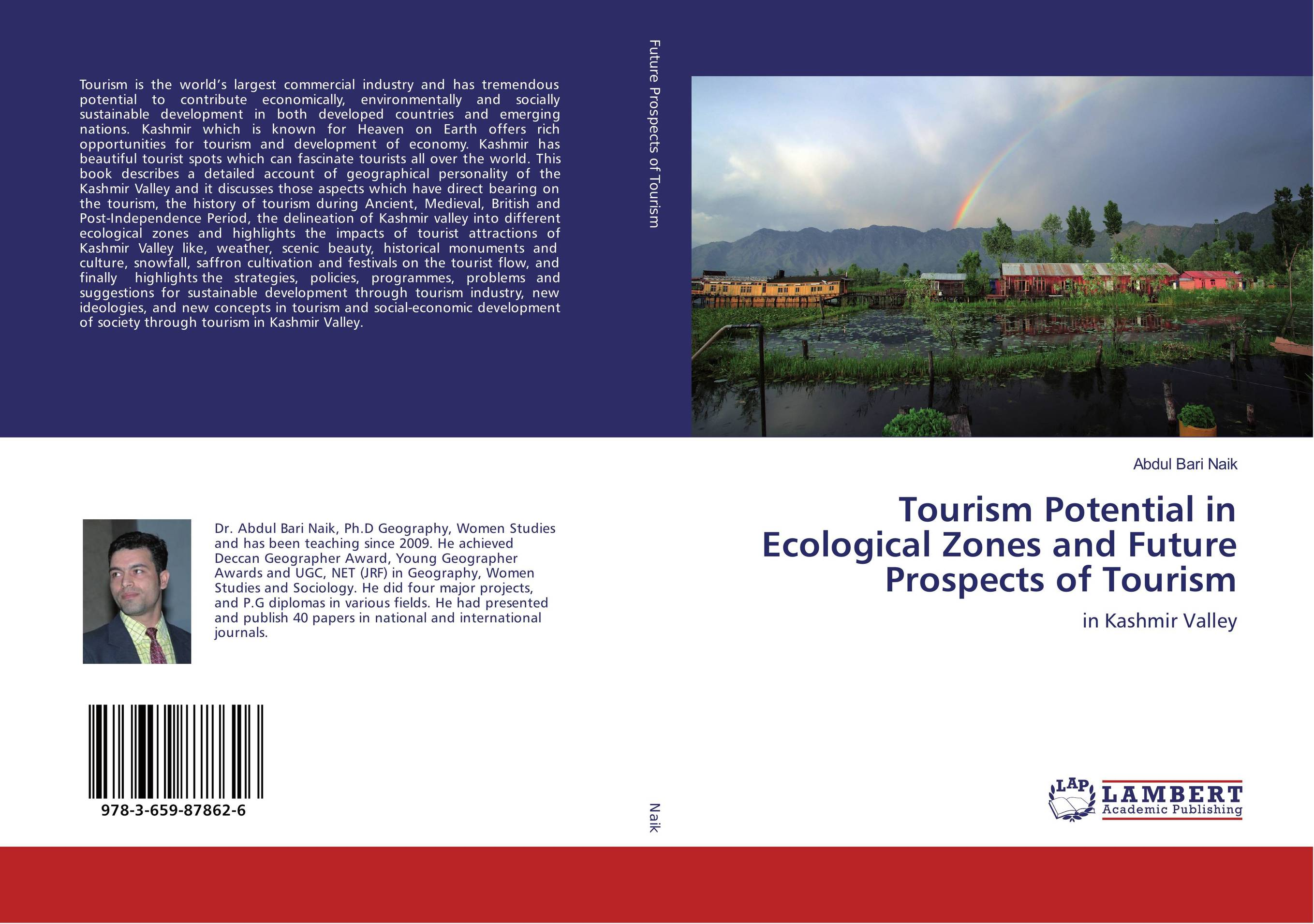 Tourism Potential in Ecological Zones and Future Prospects of Tourism