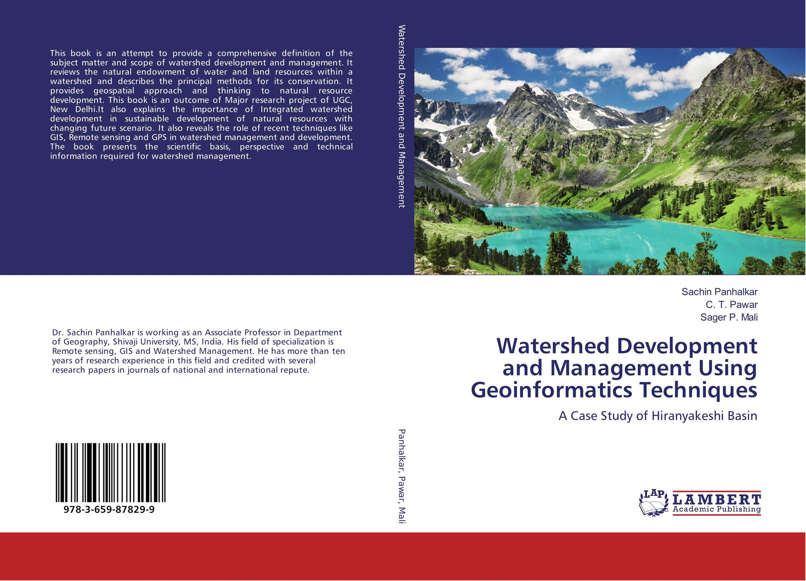 Watershed Development and Management Using Geoinformatics Techniques robert benfari c understanding and changing your management style assessments and tools for self development