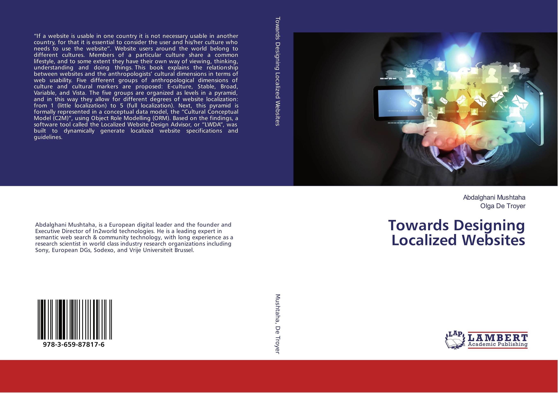 Towards Designing Localized Websites