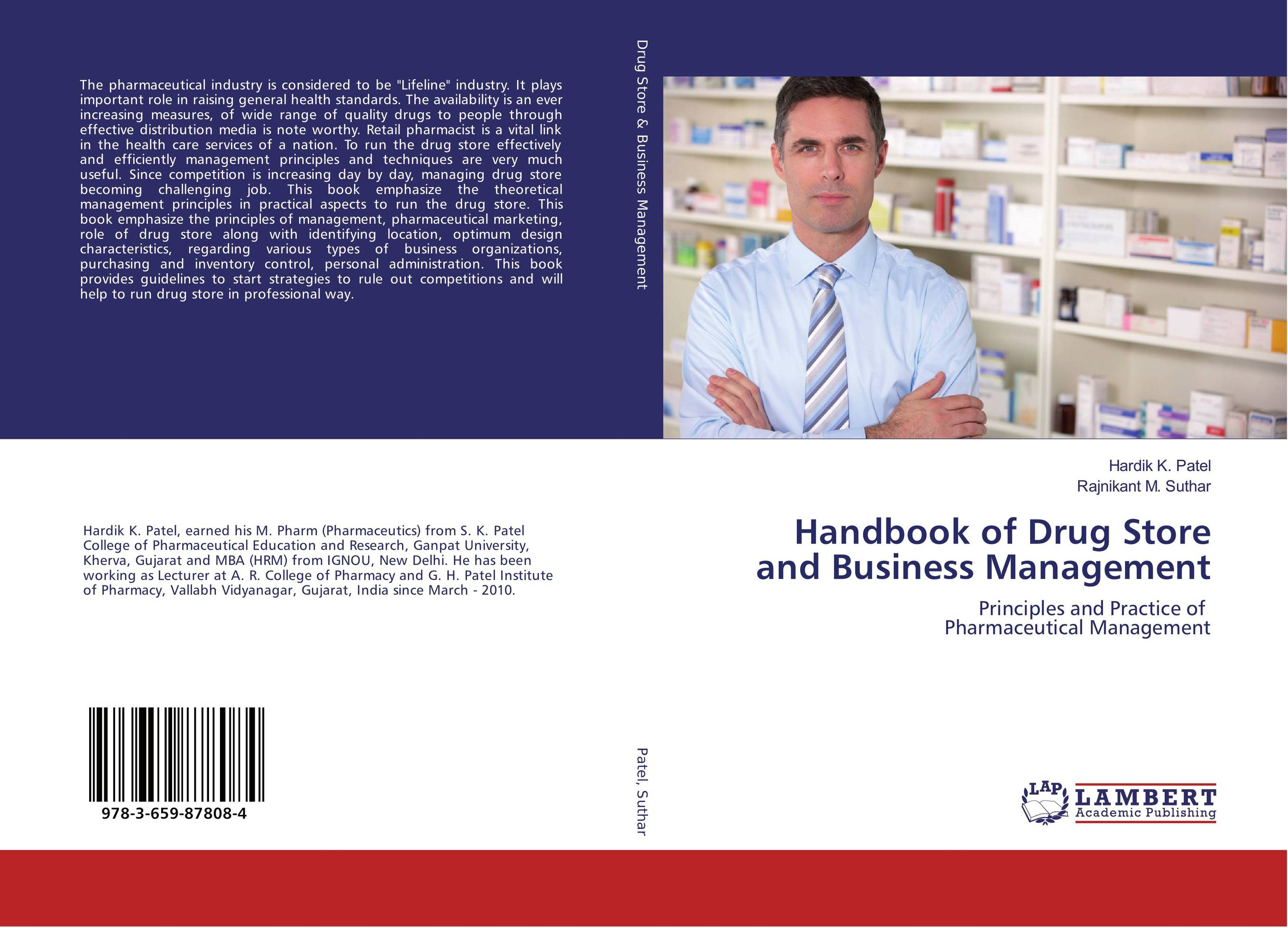 Handbook of Drug Store and Business Management handbook of the exhibition of napier relics and of books instruments and devices for facilitating calculation