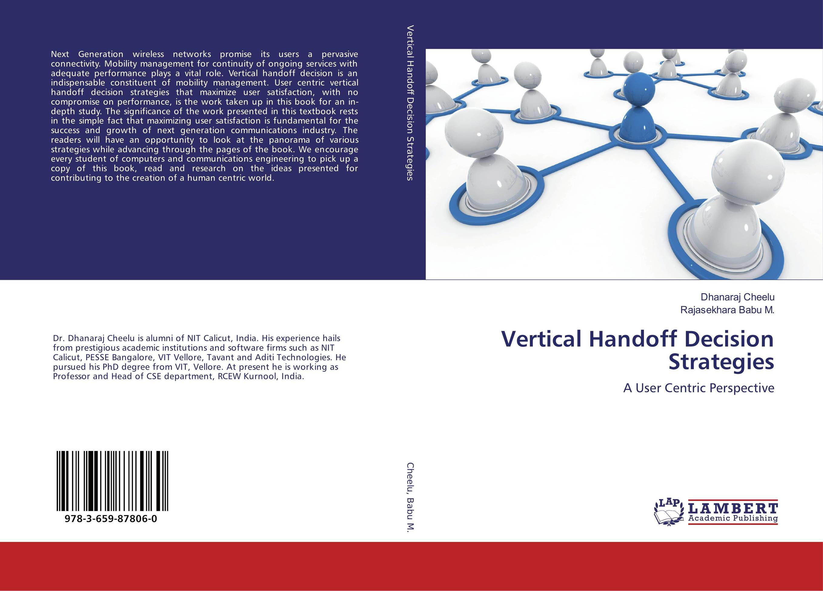 Vertical Handoff Decision Strategies a decision support tool for library book inventory management