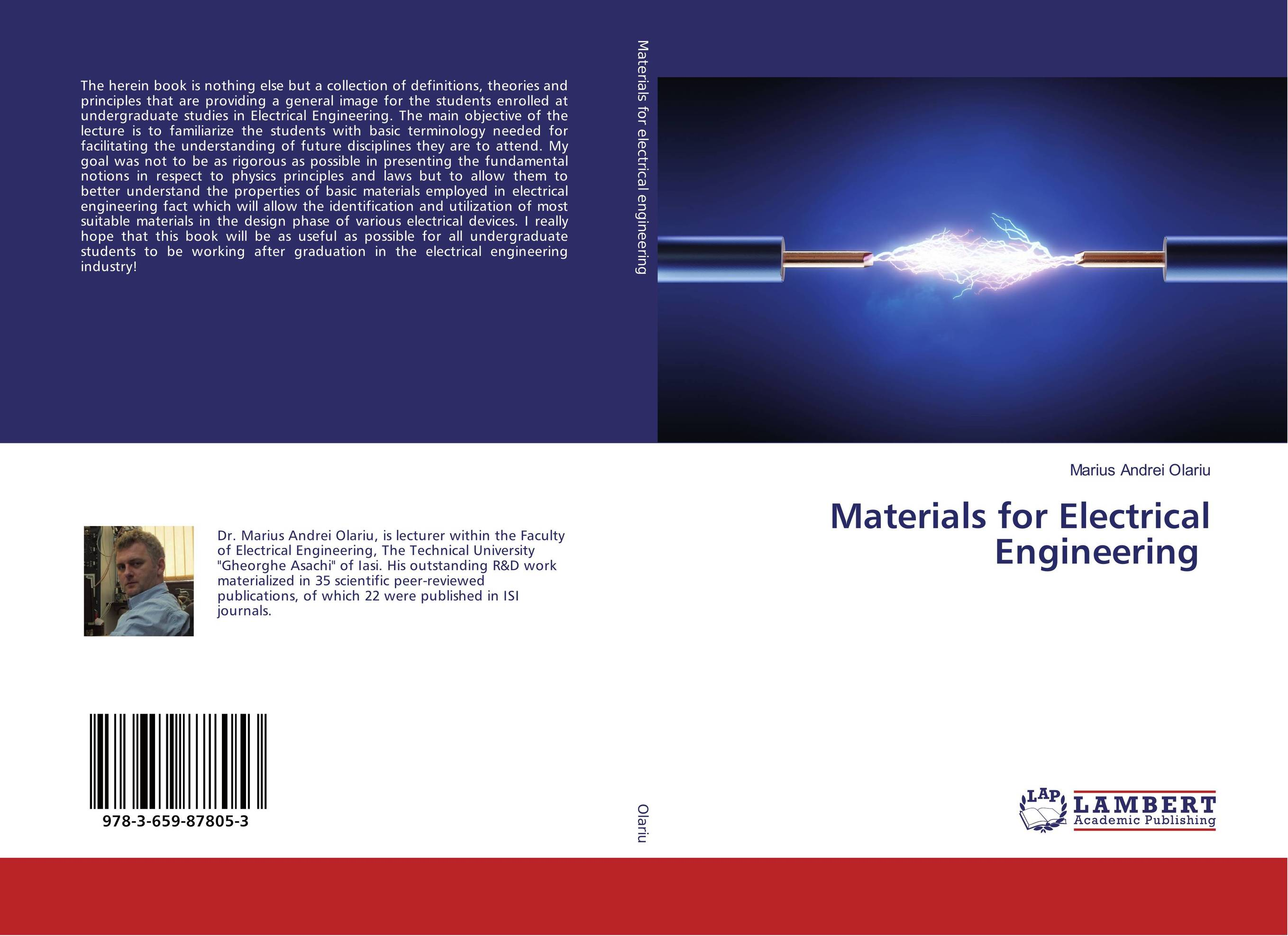 Materials for Electrical Engineering juan martinez vega dielectric materials for electrical engineering