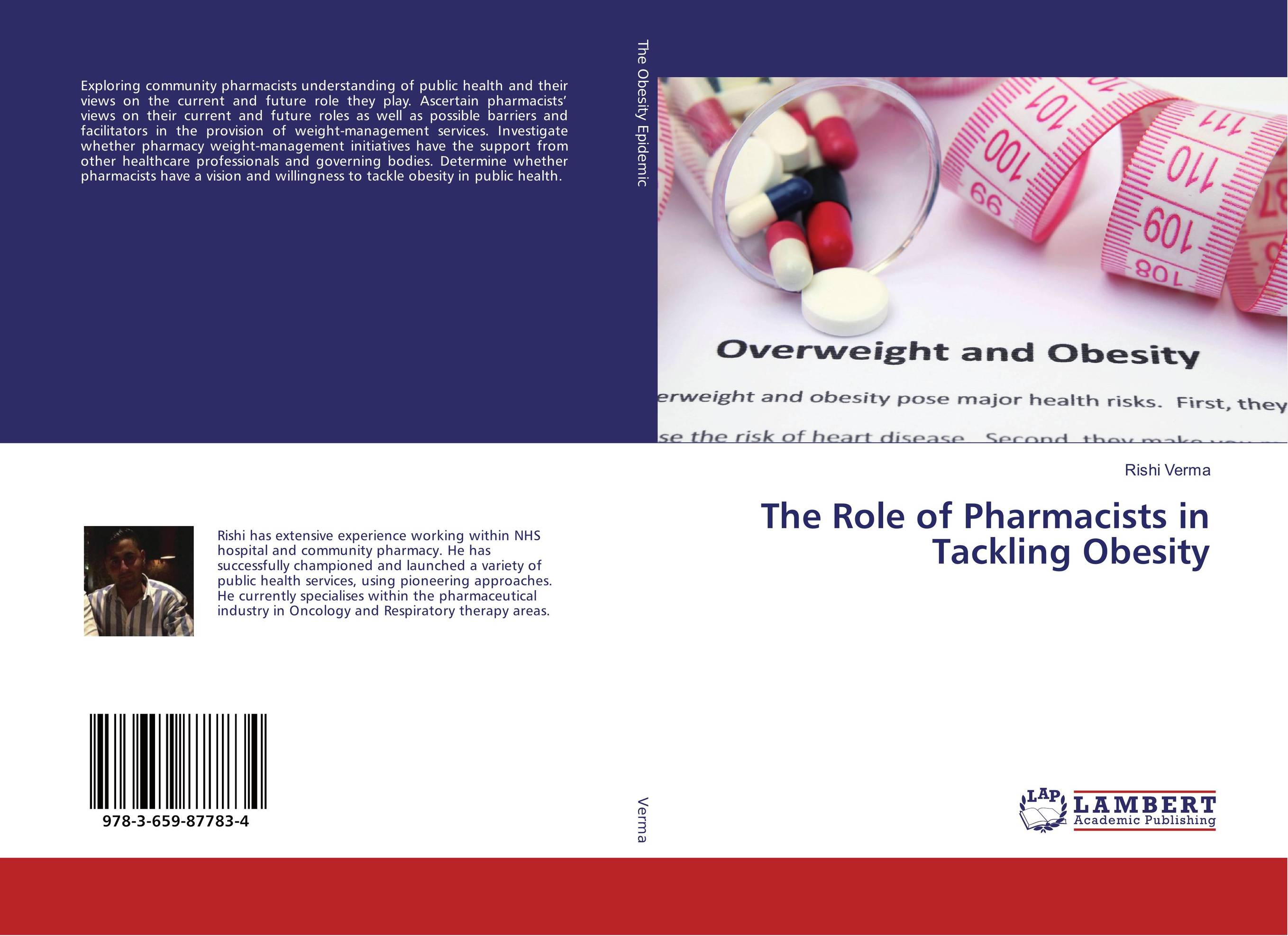 The Role of Pharmacists in Tackling Obesity