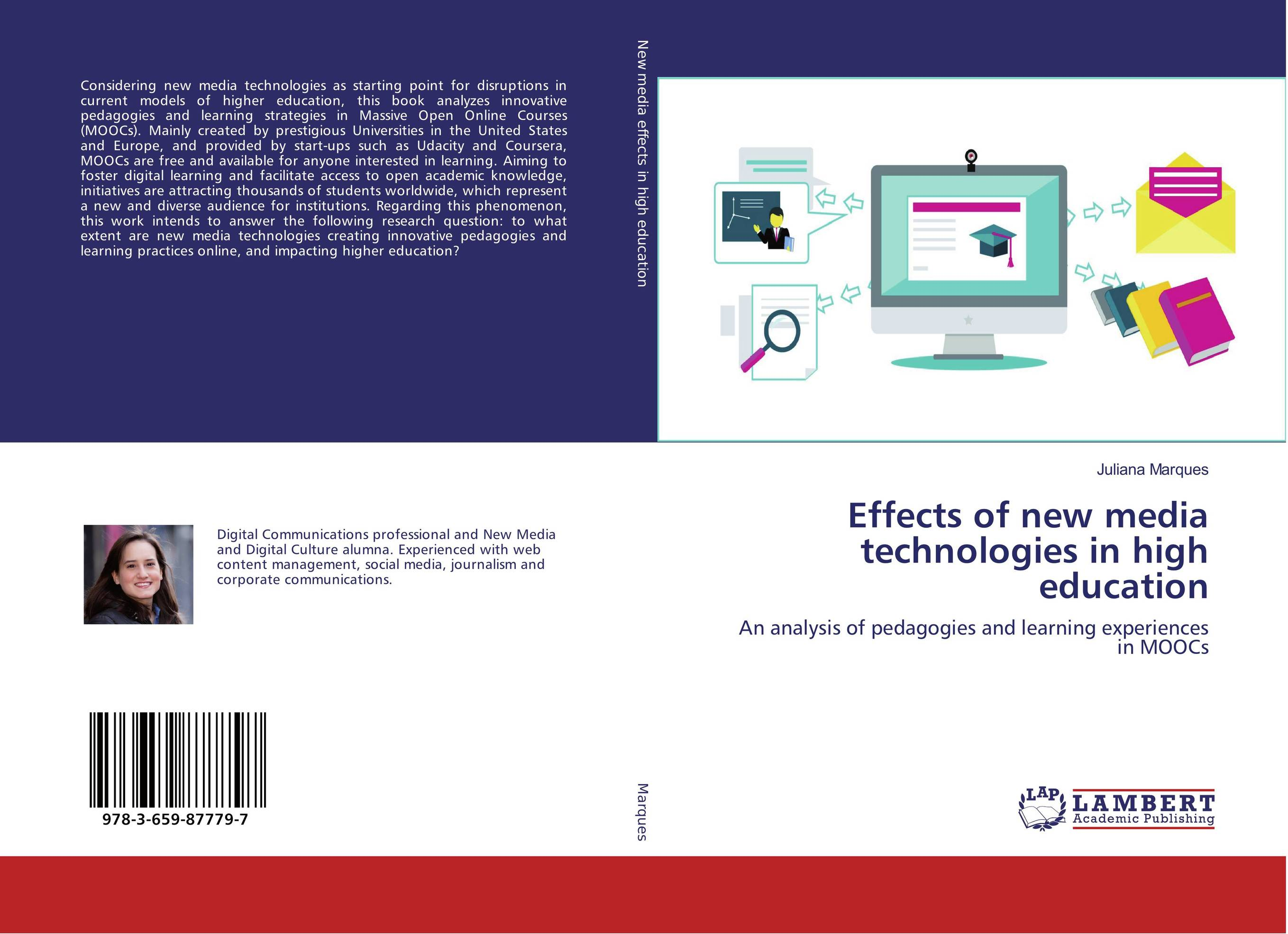 Effects of new media technologies in high education