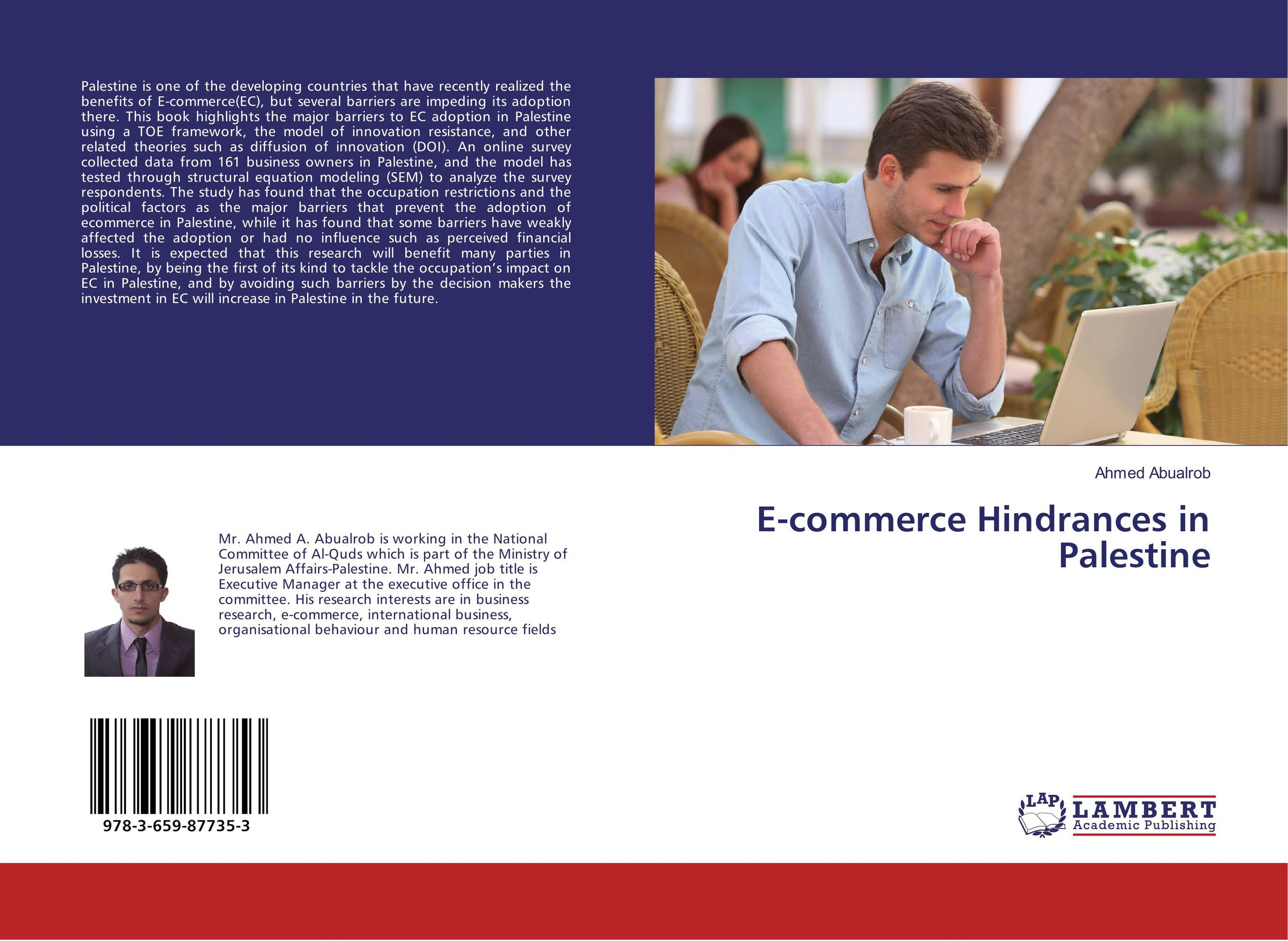 E-commerce Hindrances in Palestine barriers of e commerce acceptance in export