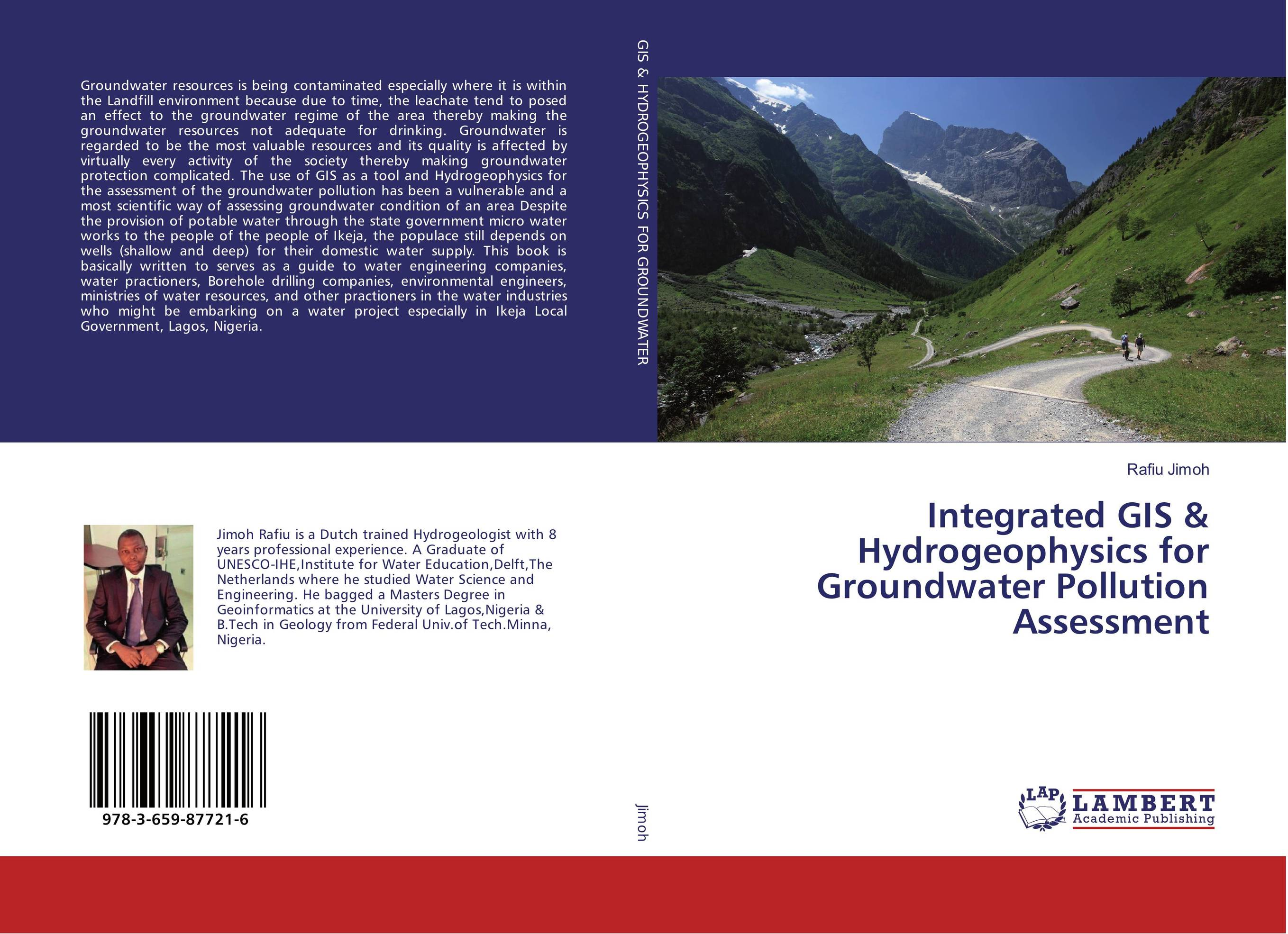 Integrated GIS & Hydrogeophysics for Groundwater Pollution Assessment
