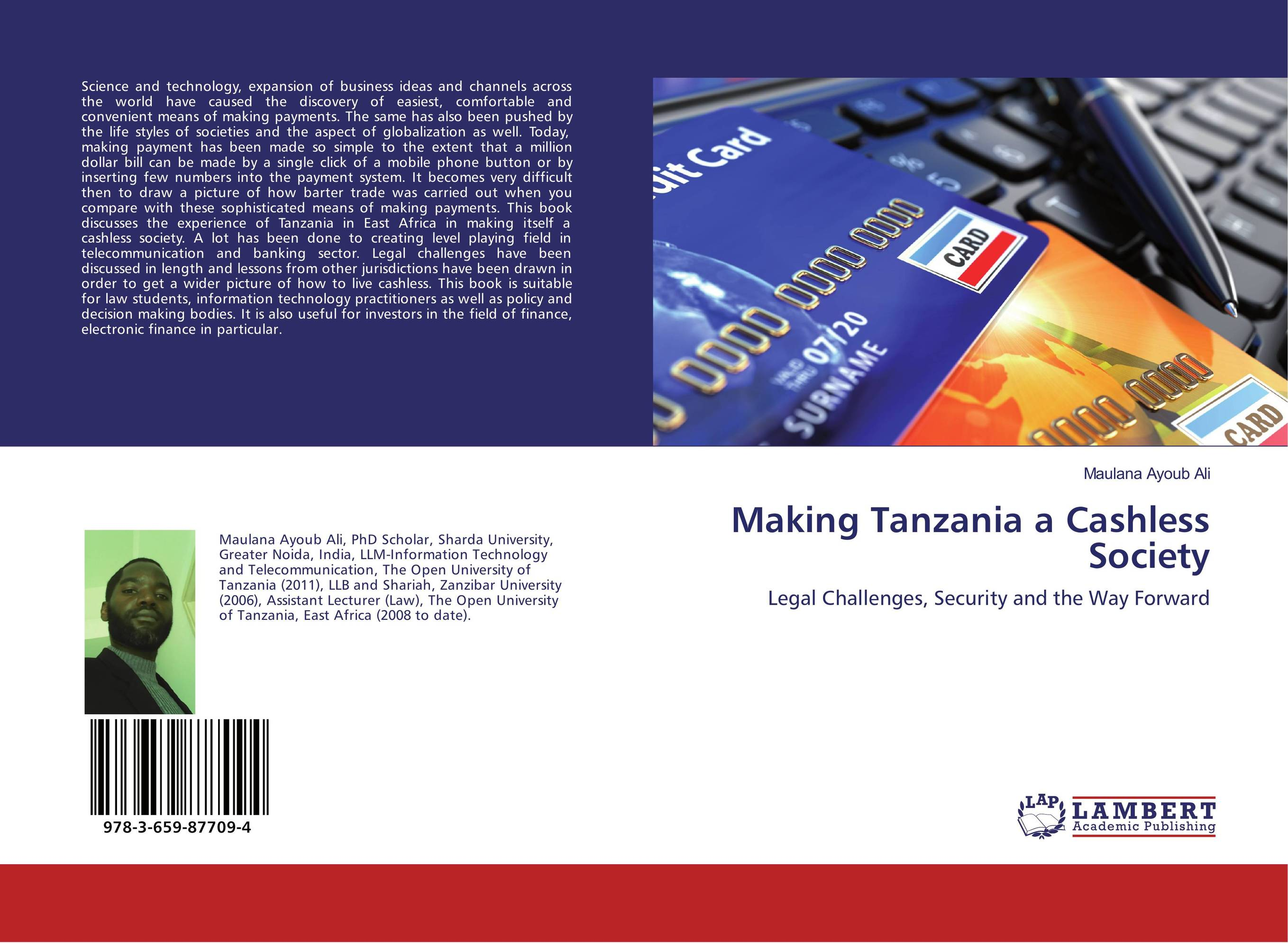 Making Tanzania a Cashless Society jimmy evens equitable life payments bill