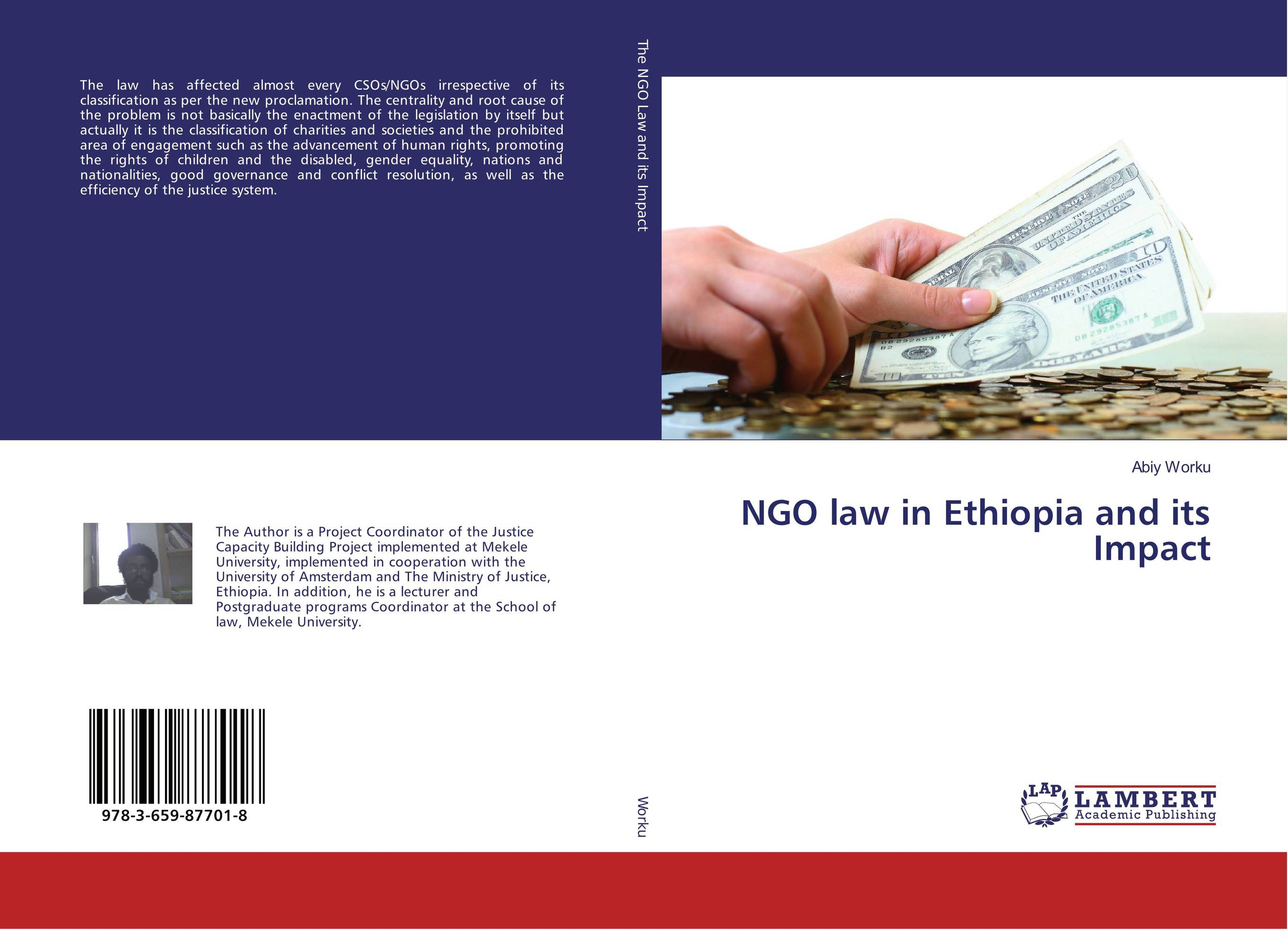 NGO law in Ethiopia and its Impact victims stories and the advancement of human rights