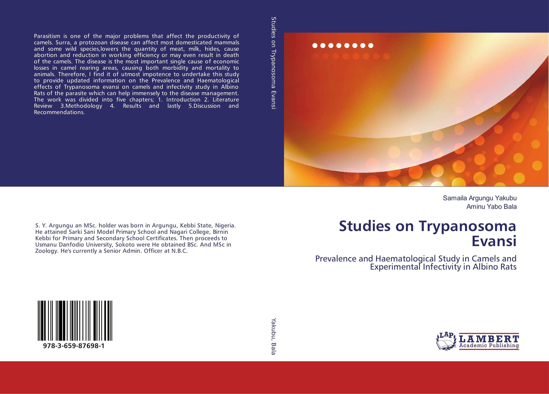 Studies on Trypanosoma Evansi economic methodology