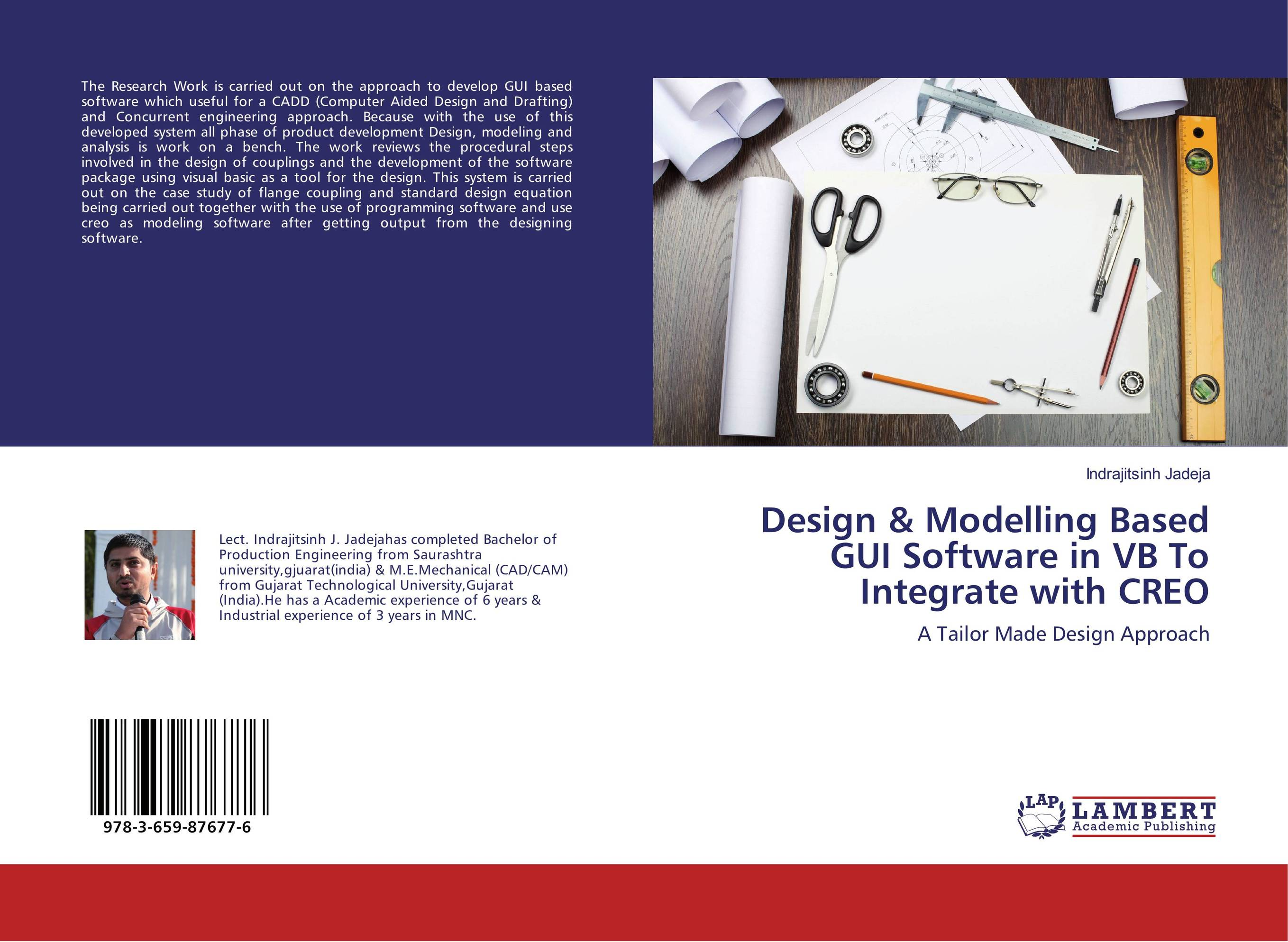 Design & Modelling Based GUI Software in VB To Integrate with CREO development of empirical metric for aspect based software measurement