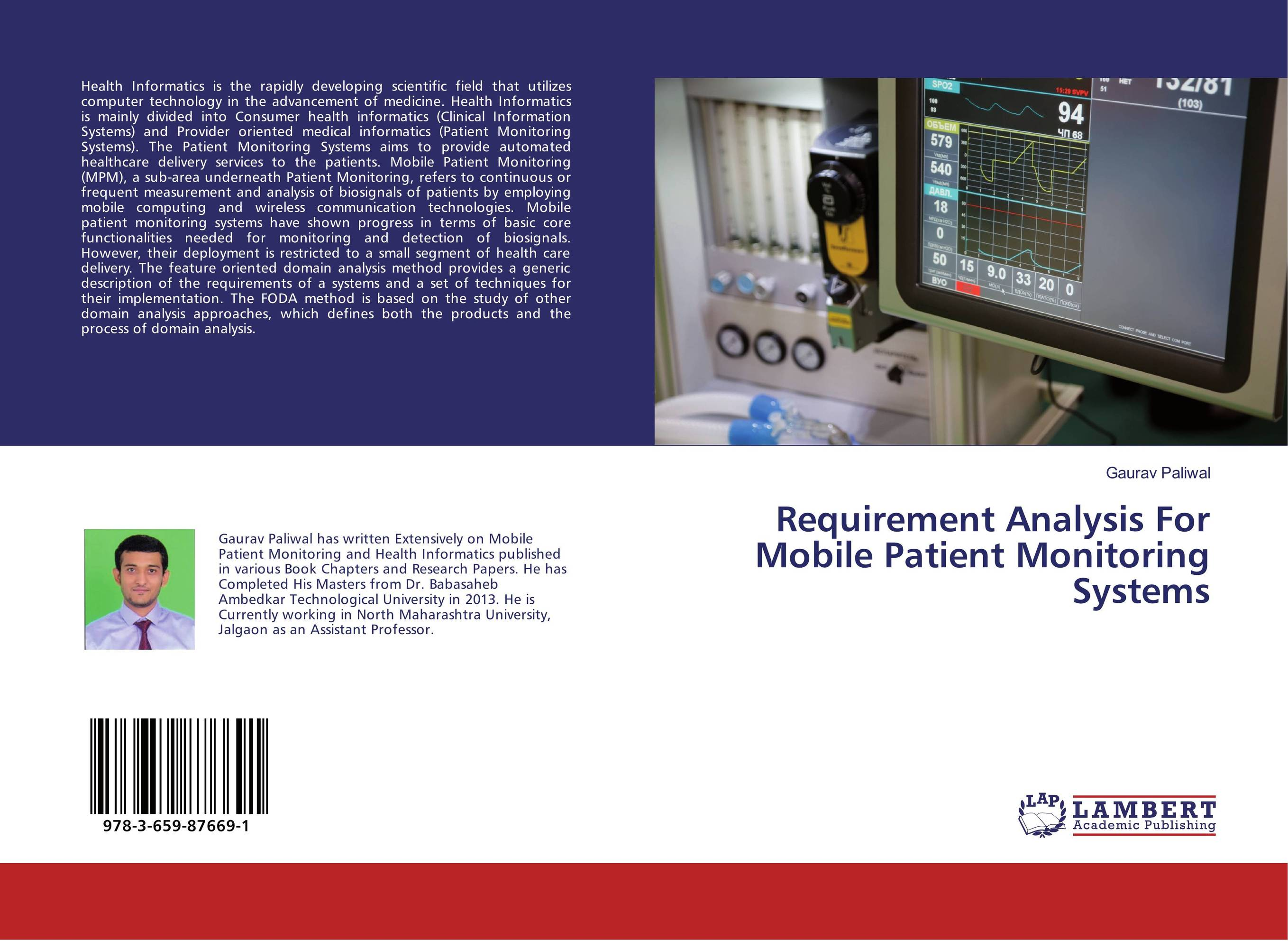 Requirement Analysis For Mobile Patient Monitoring Systems analysis of patient satisfaction