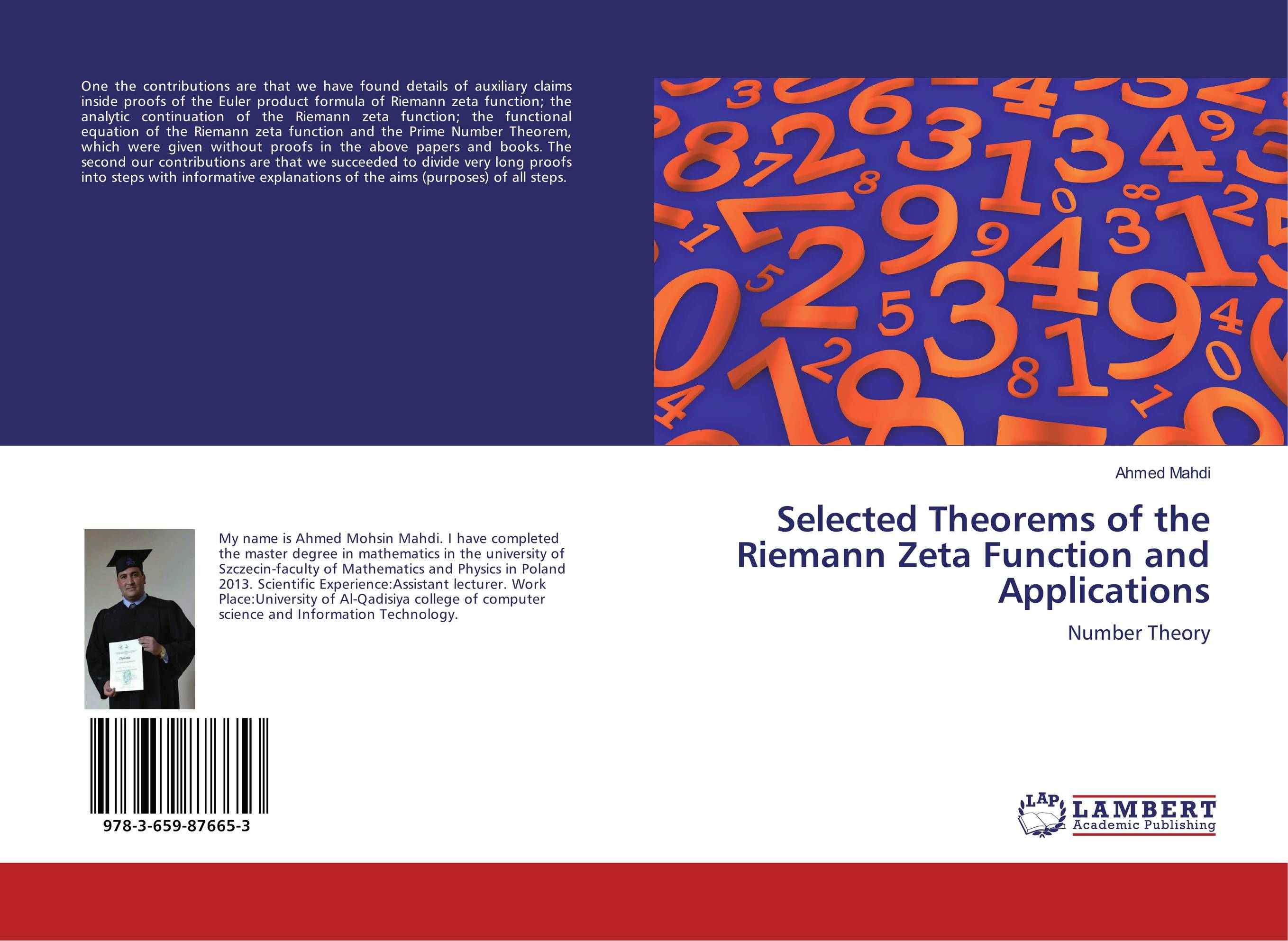 Selected Theorems of the Riemann Zeta Function and Applications все цены