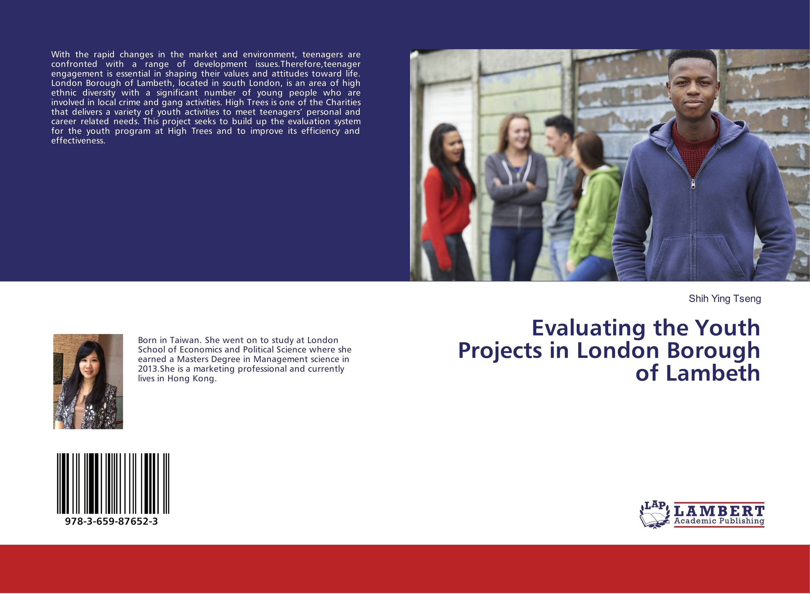 Evaluating the Youth Projects in London Borough of Lambeth teenagers and their counseling needs