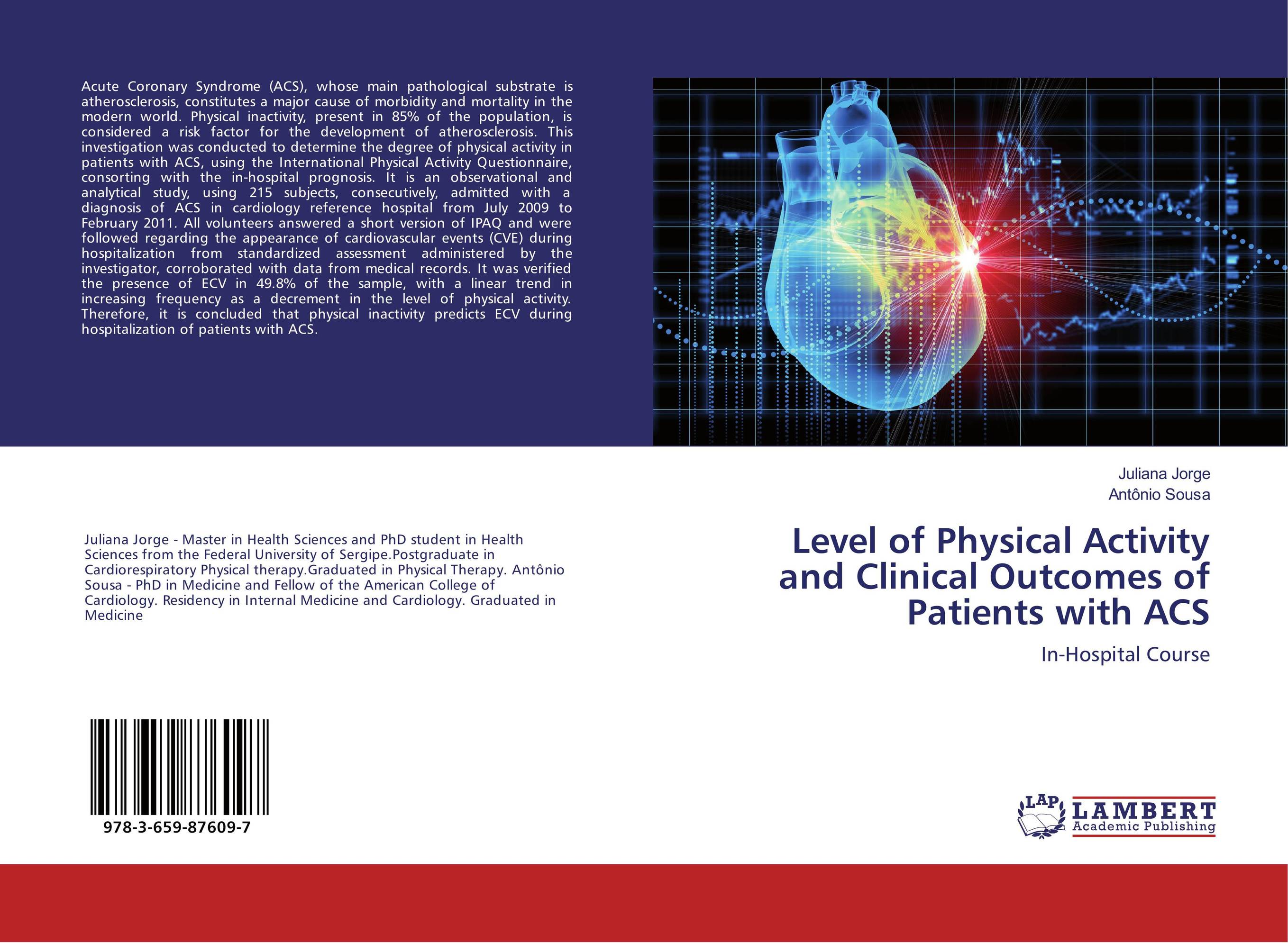 Level of Physical Activity and Clinical Outcomes of Patients with ACS psychiatric and physical morbidity in an urban geriatric population