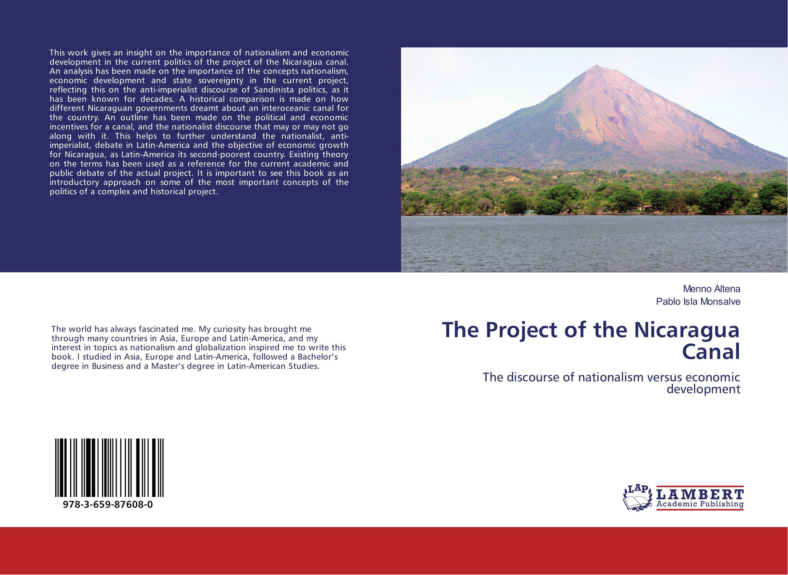 The Project of the Nicaragua Canal root and canal morphology of third molar