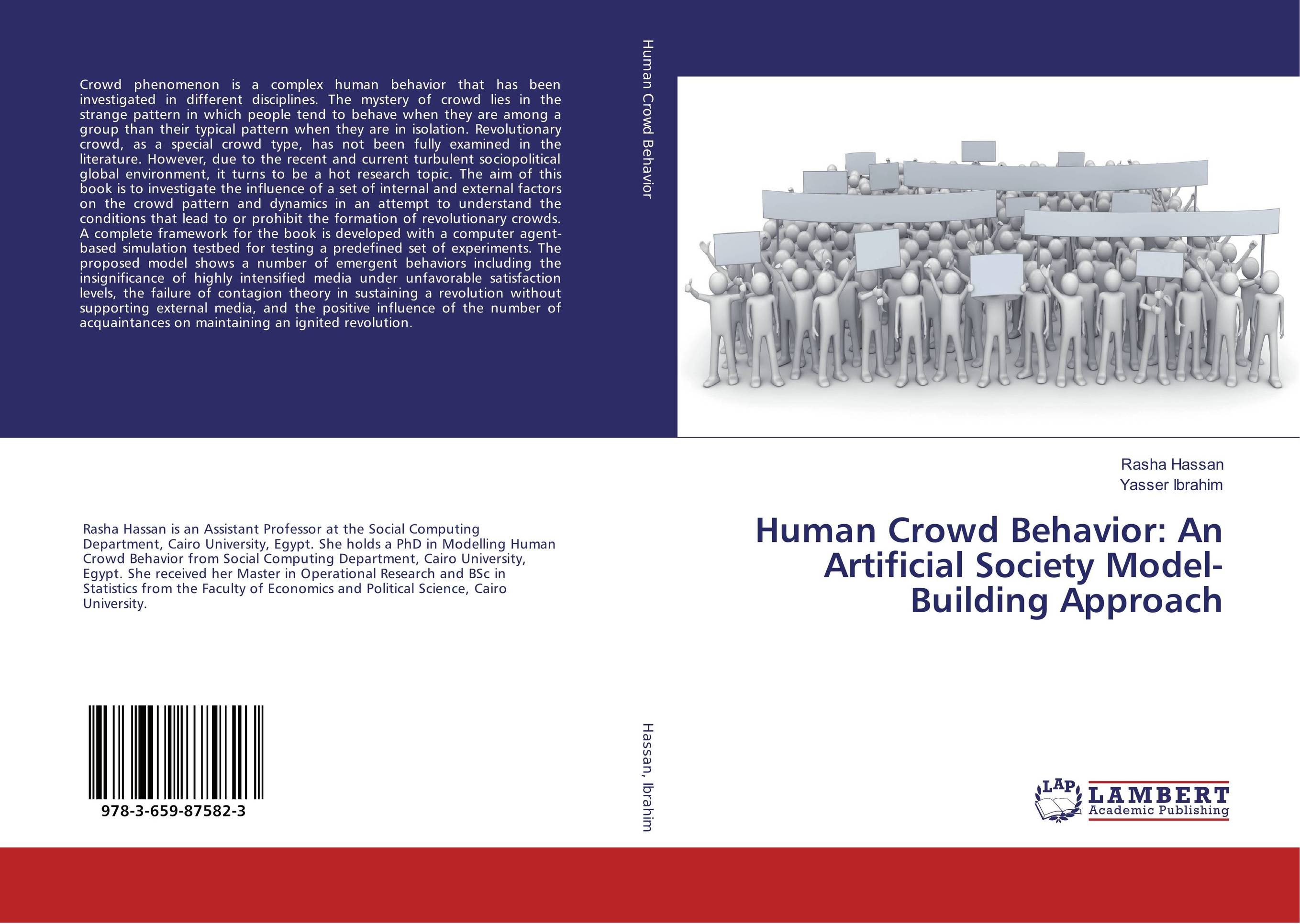 Human Crowd Behavior: An Artificial Society Model-Building Approach kenneth fisher beat the crowd