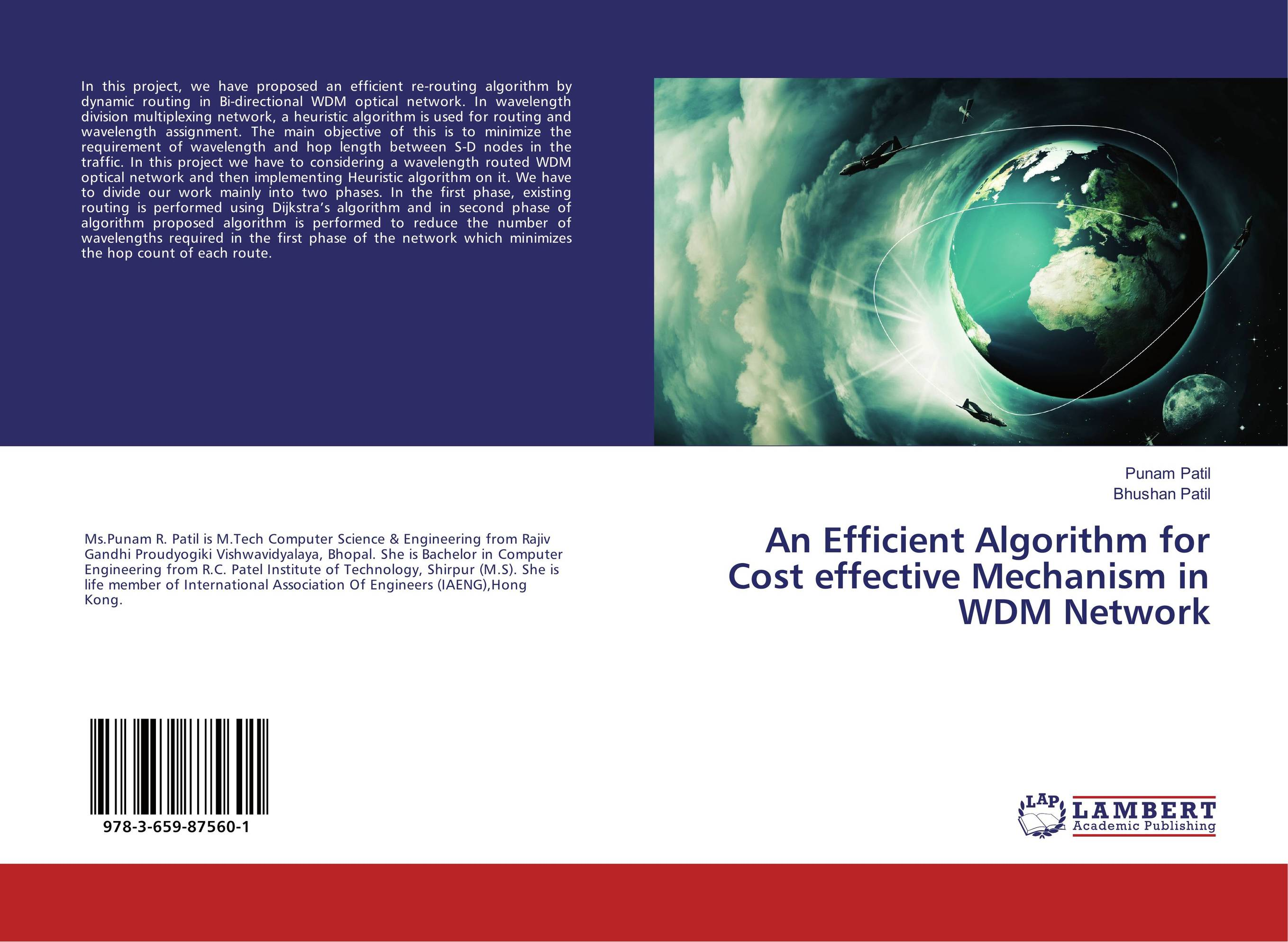 An Efficient Algorithm for Cost effective Mechanism in WDM Network