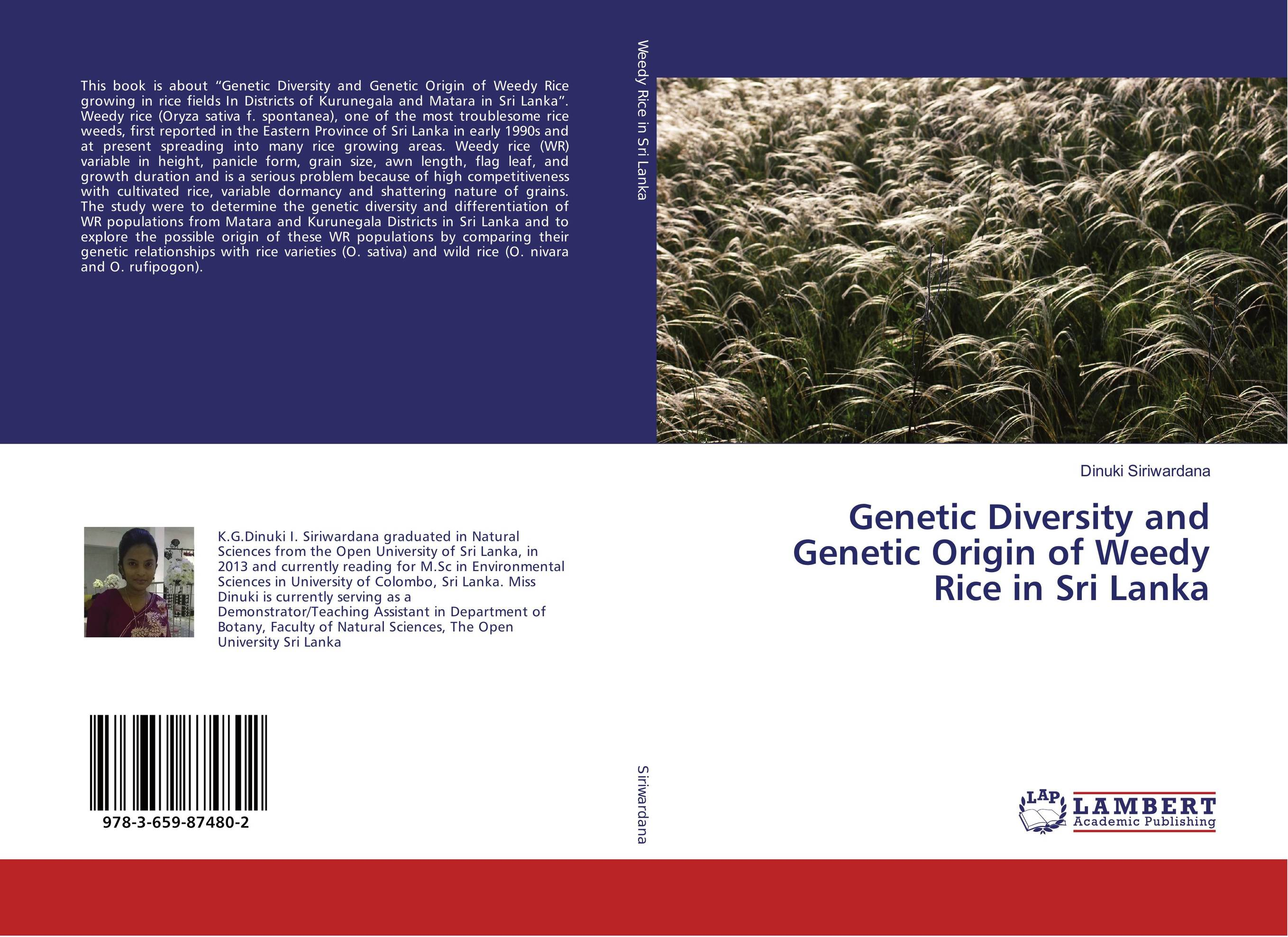 Genetic Diversity and Genetic Origin of Weedy Rice in Sri Lanka genetic diversity in linseed
