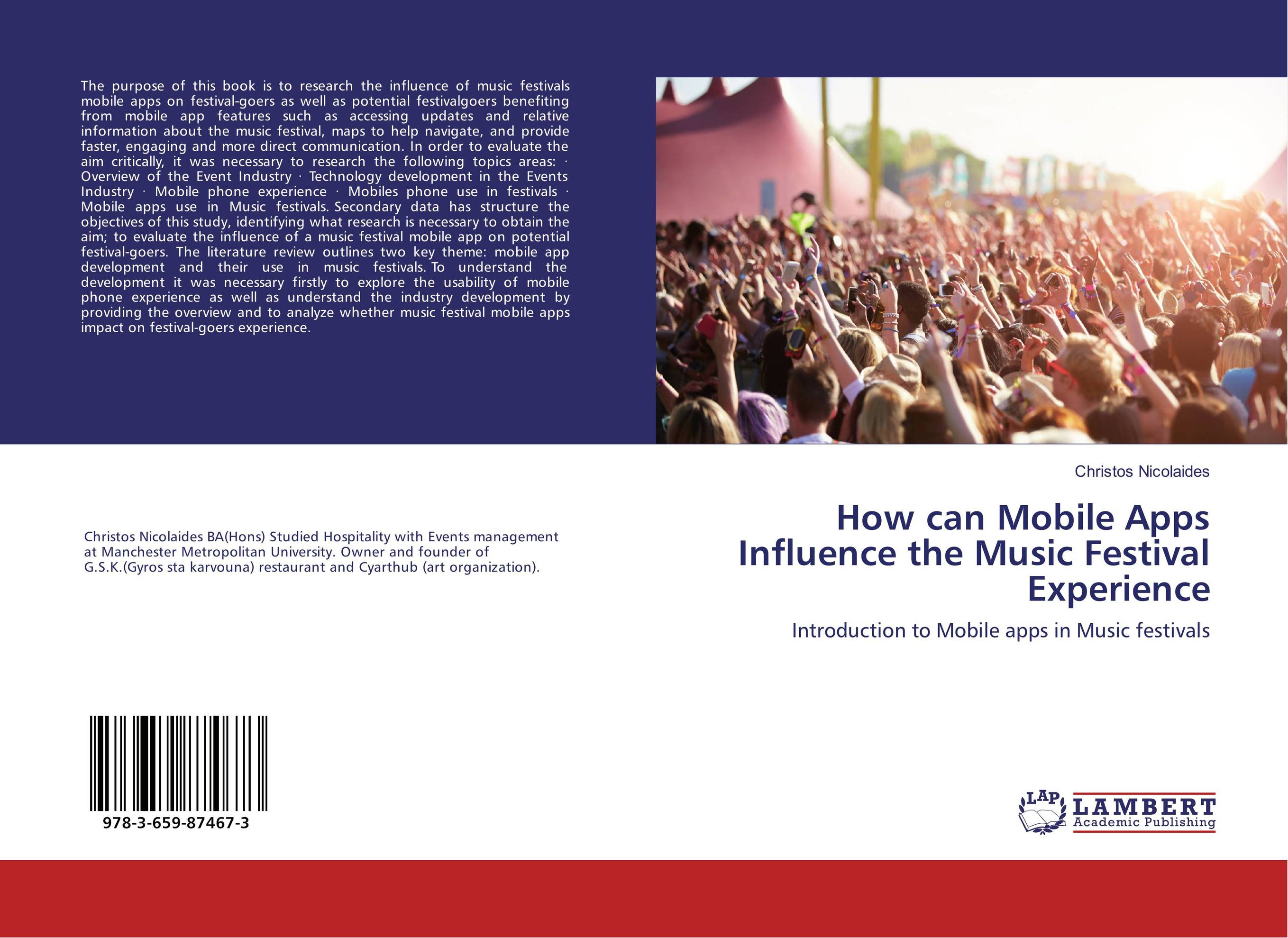 How can Mobile Apps Influence the Music Festival Experience