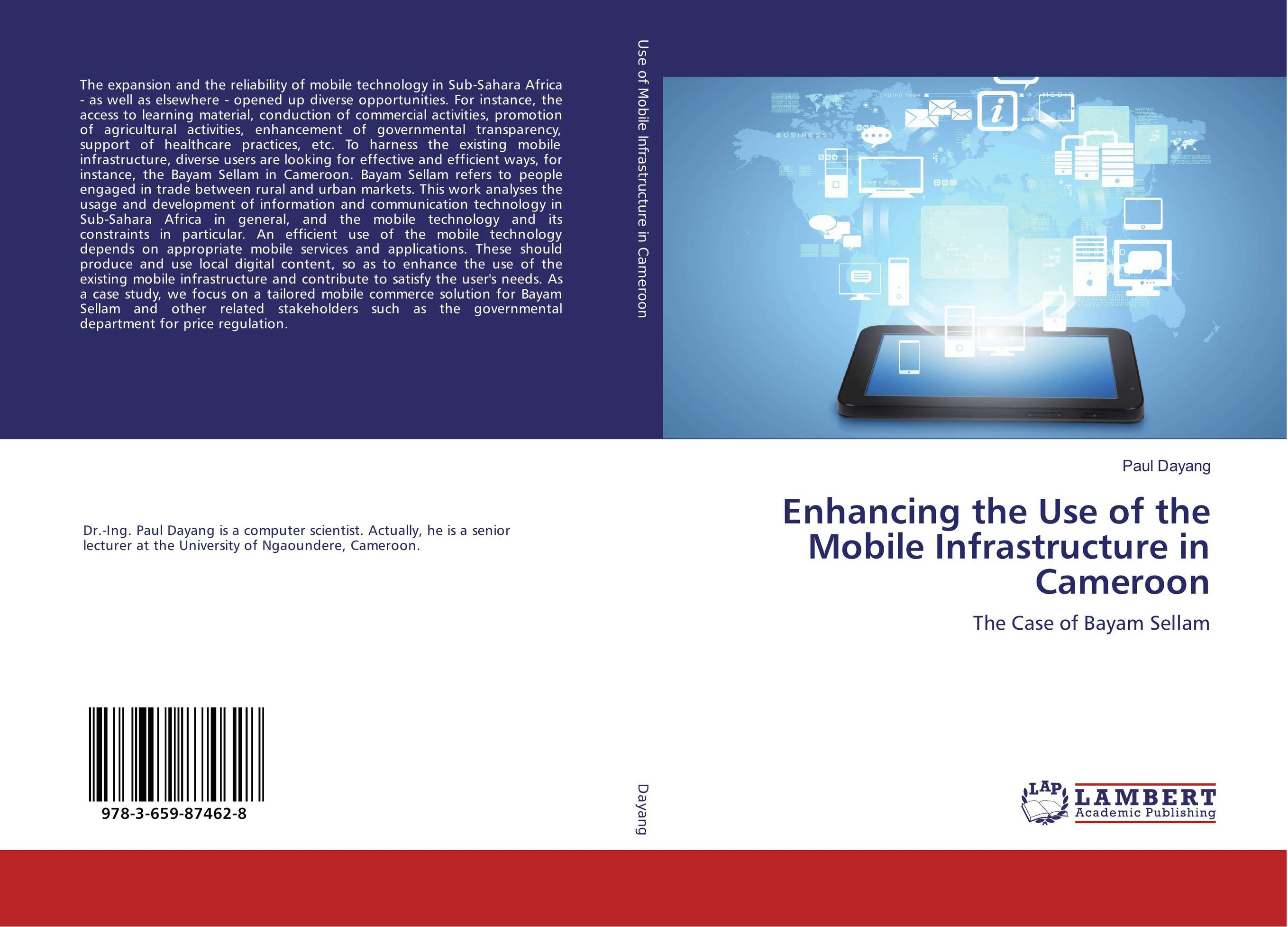 Enhancing the Use of the Mobile Infrastructure in Cameroon mobile technology for children