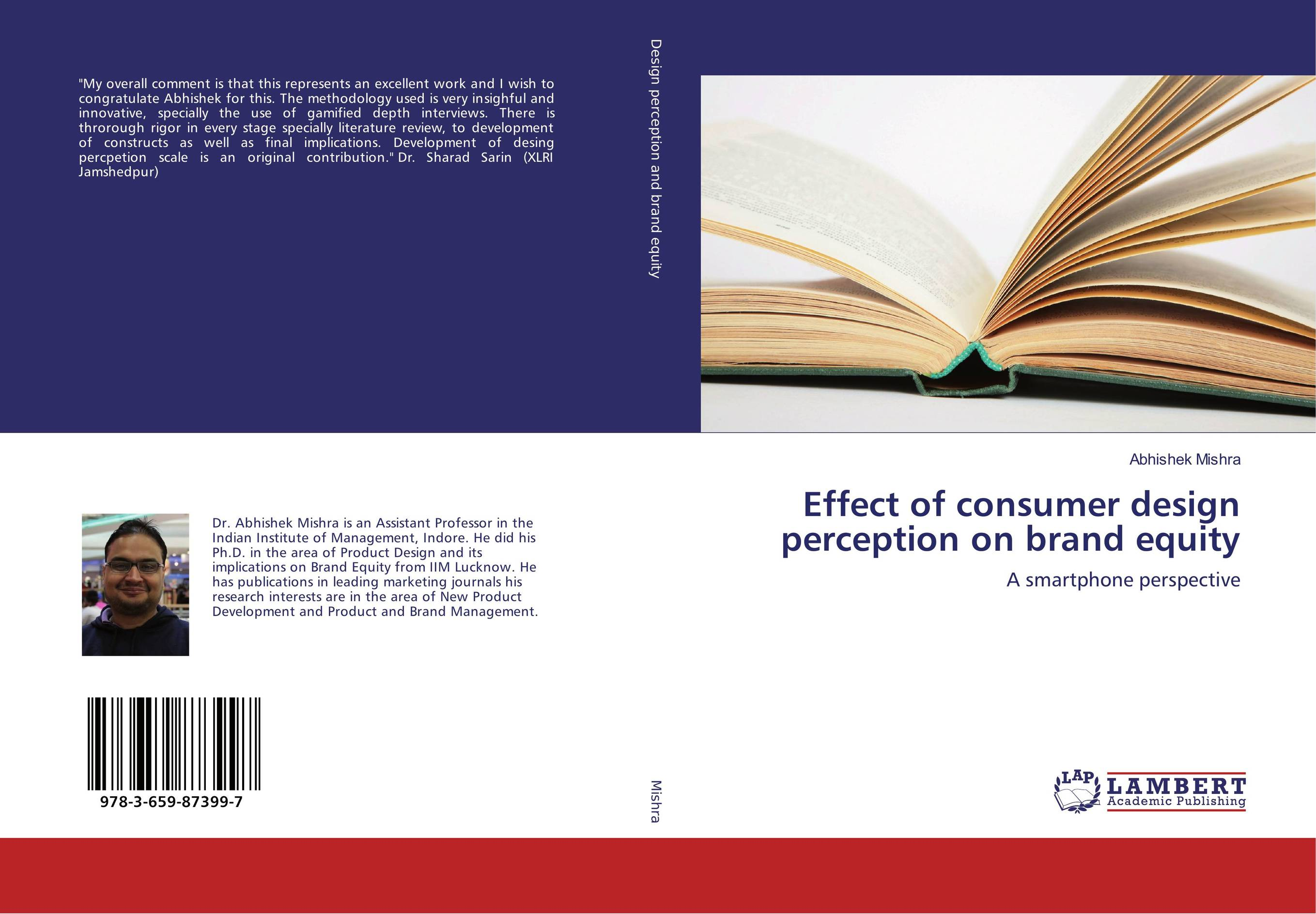 Effect of consumer design perception on brand equity
