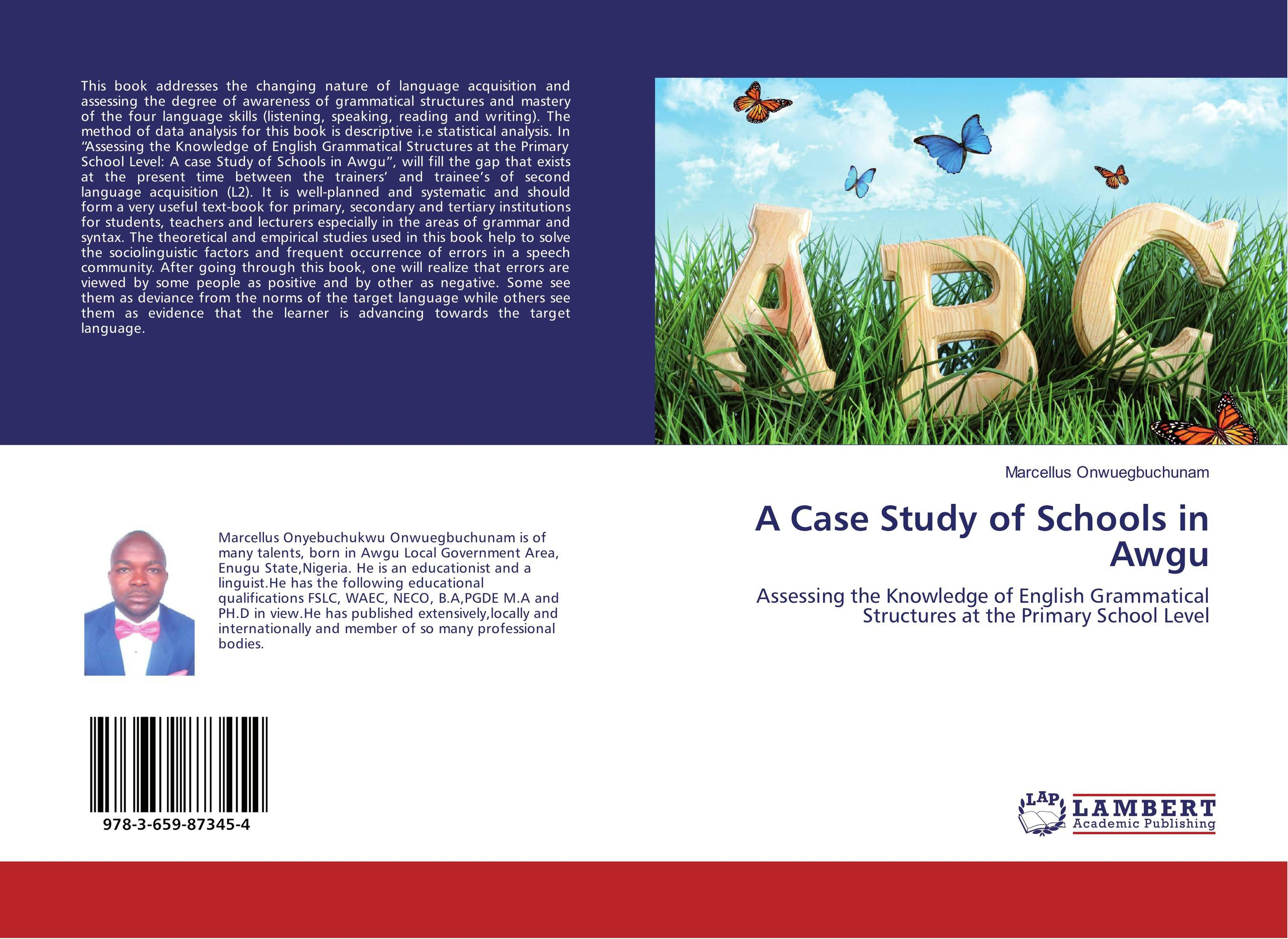 A Case Study of Schools in Awgu a stylistic study of the language of selected greeting cards