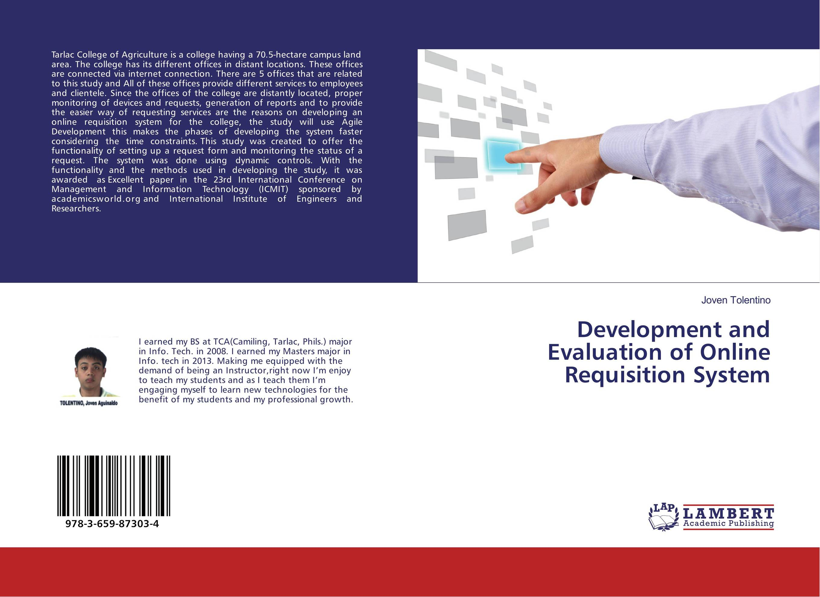 Development and Evaluation of Online Requisition System